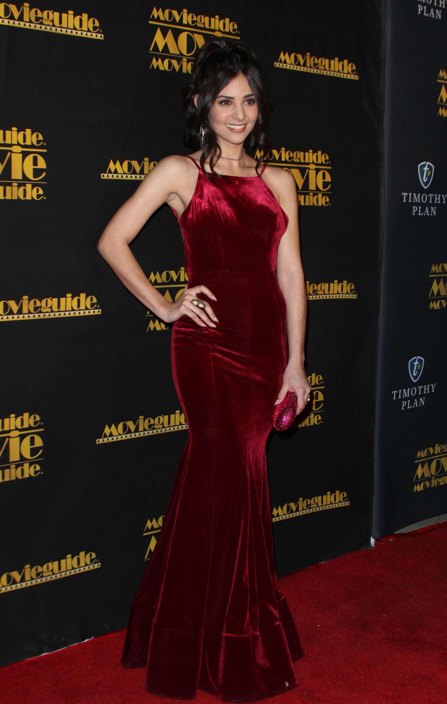 Camila Banus Annual MovieGuide Awards in Los Angeles