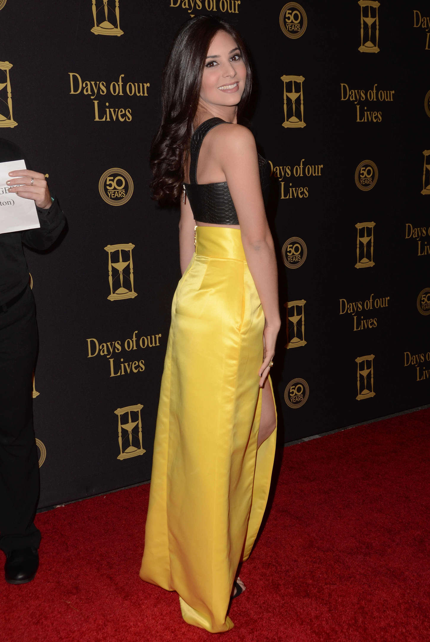 Camila Banus Days of our Lives Anniversary in Los Angeles
