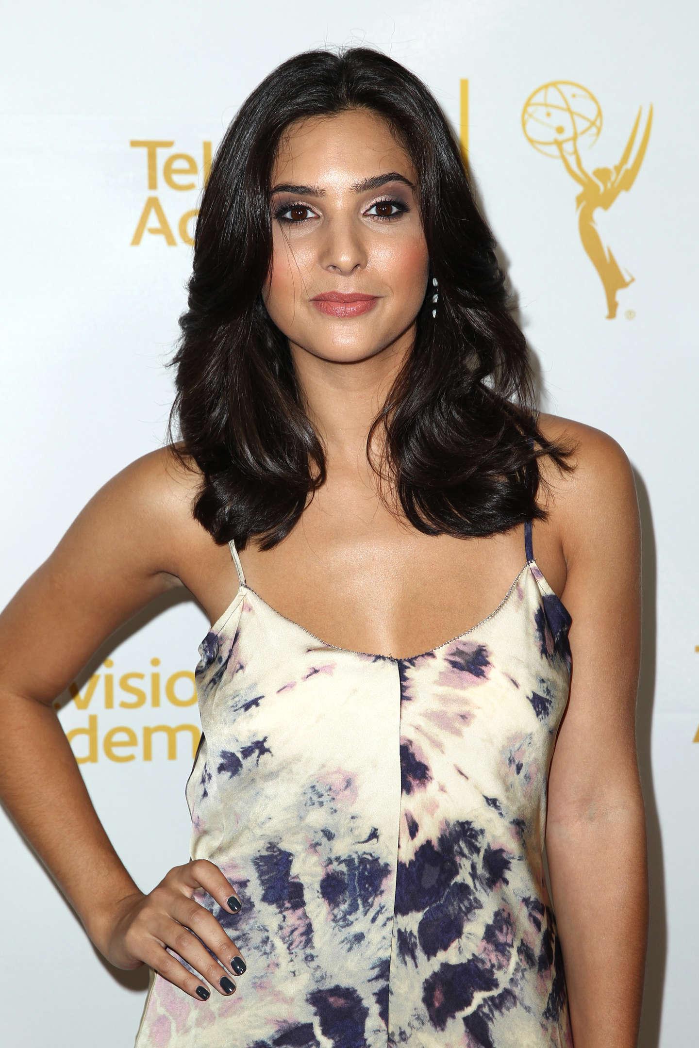 Camila Banus Daytime Emmy Nominee Reception