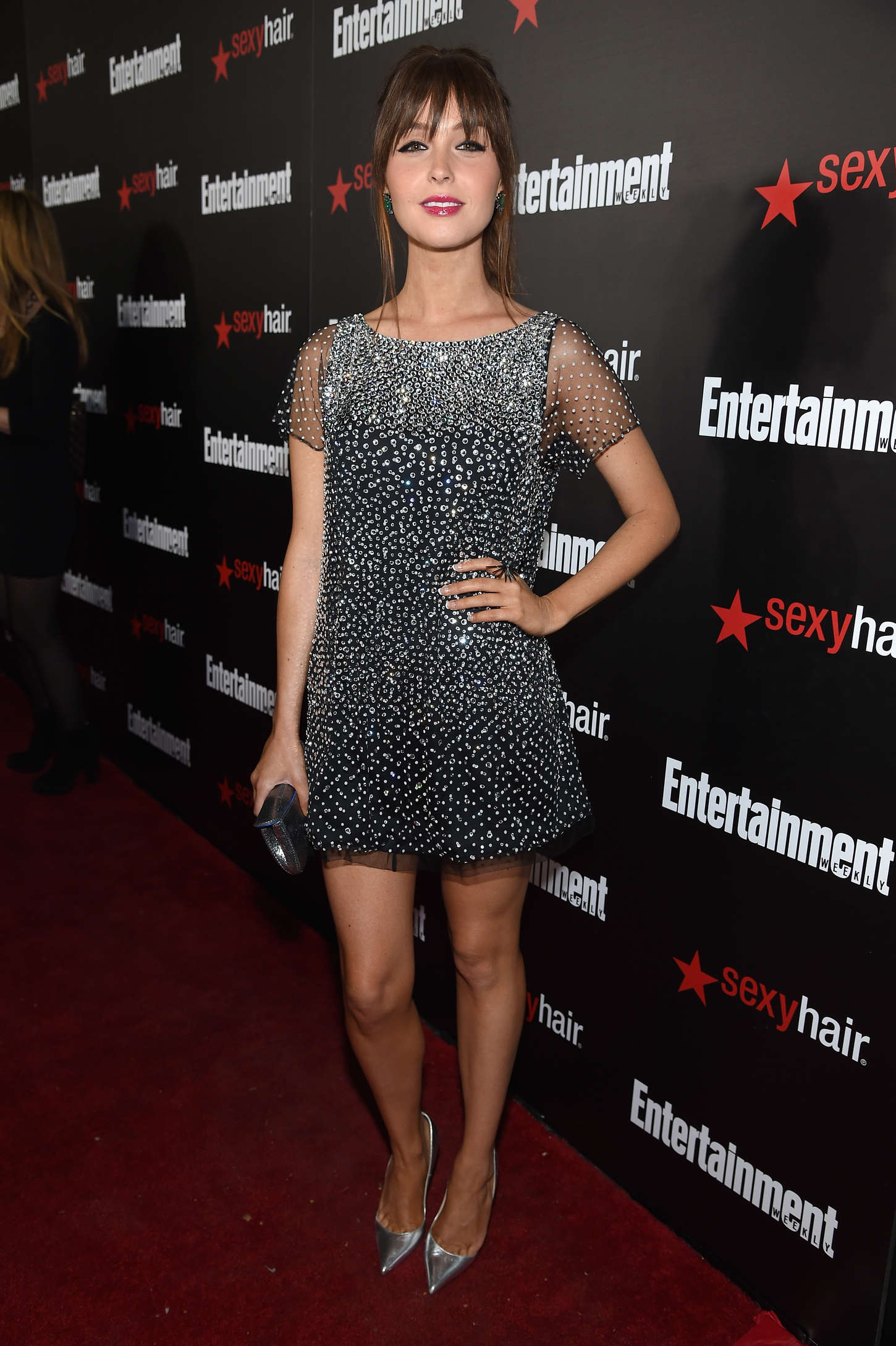Camilla Luddington Entertainment Weeklys SAG Awards Nominees in Los Angeles
