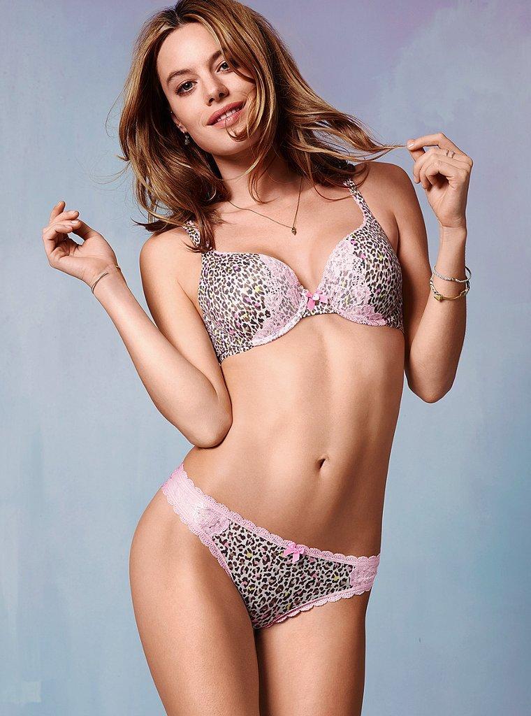 Camille Rowe Victorias Secret