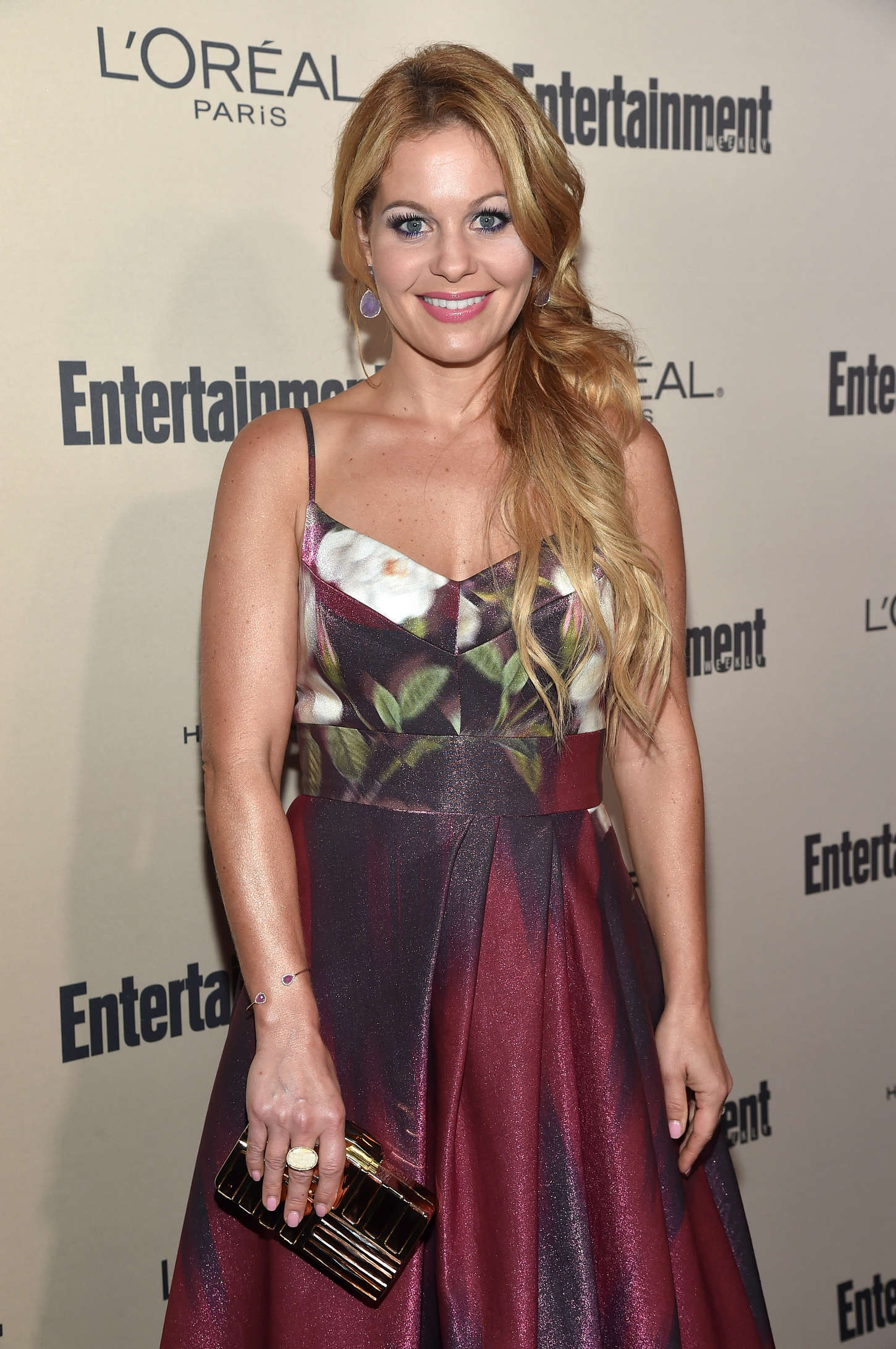 Candace Cameron Bure Entertainment Weekly Pre-Emmy Party in West Hollywood