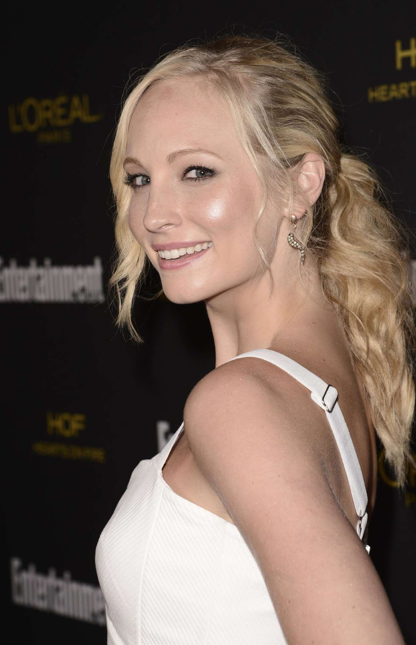Candice Accola Entertainment Weeklys Pre-Emmy Party in West Hollywood