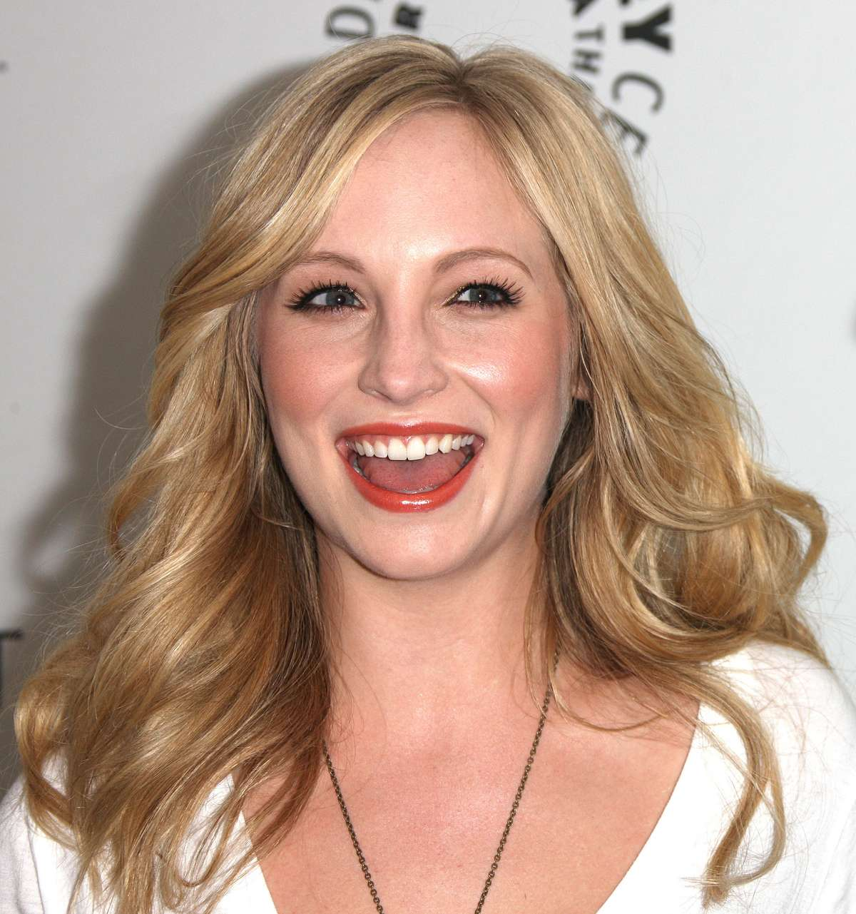 Candice Accola The Vampire Diaries PaleyFest