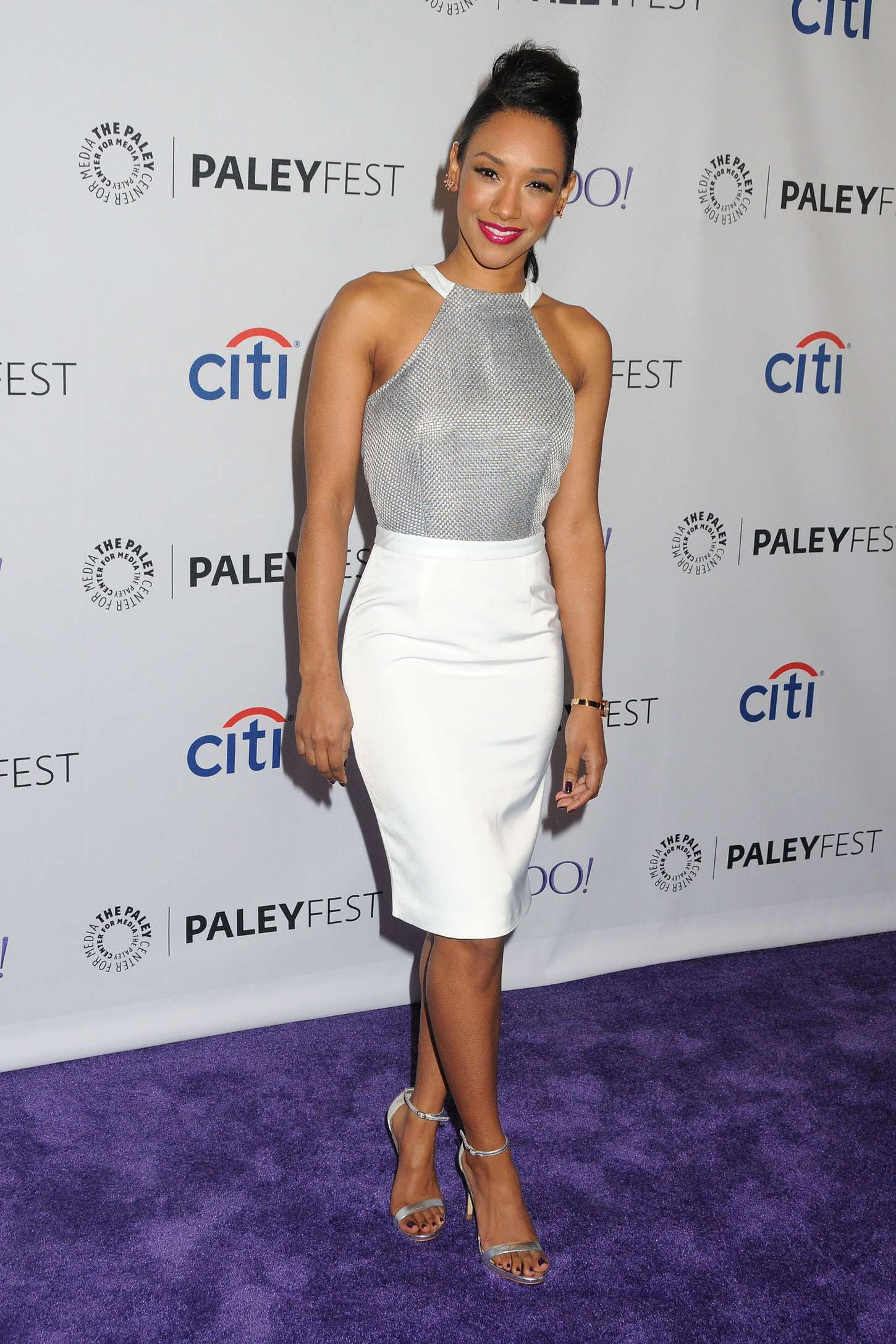 Candice Patton The Paley Center Flash Event for Paleyfest in Hollywood