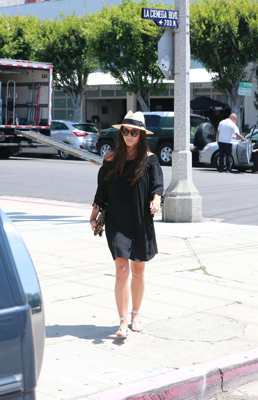 Cara Santana go out in Los Angeles