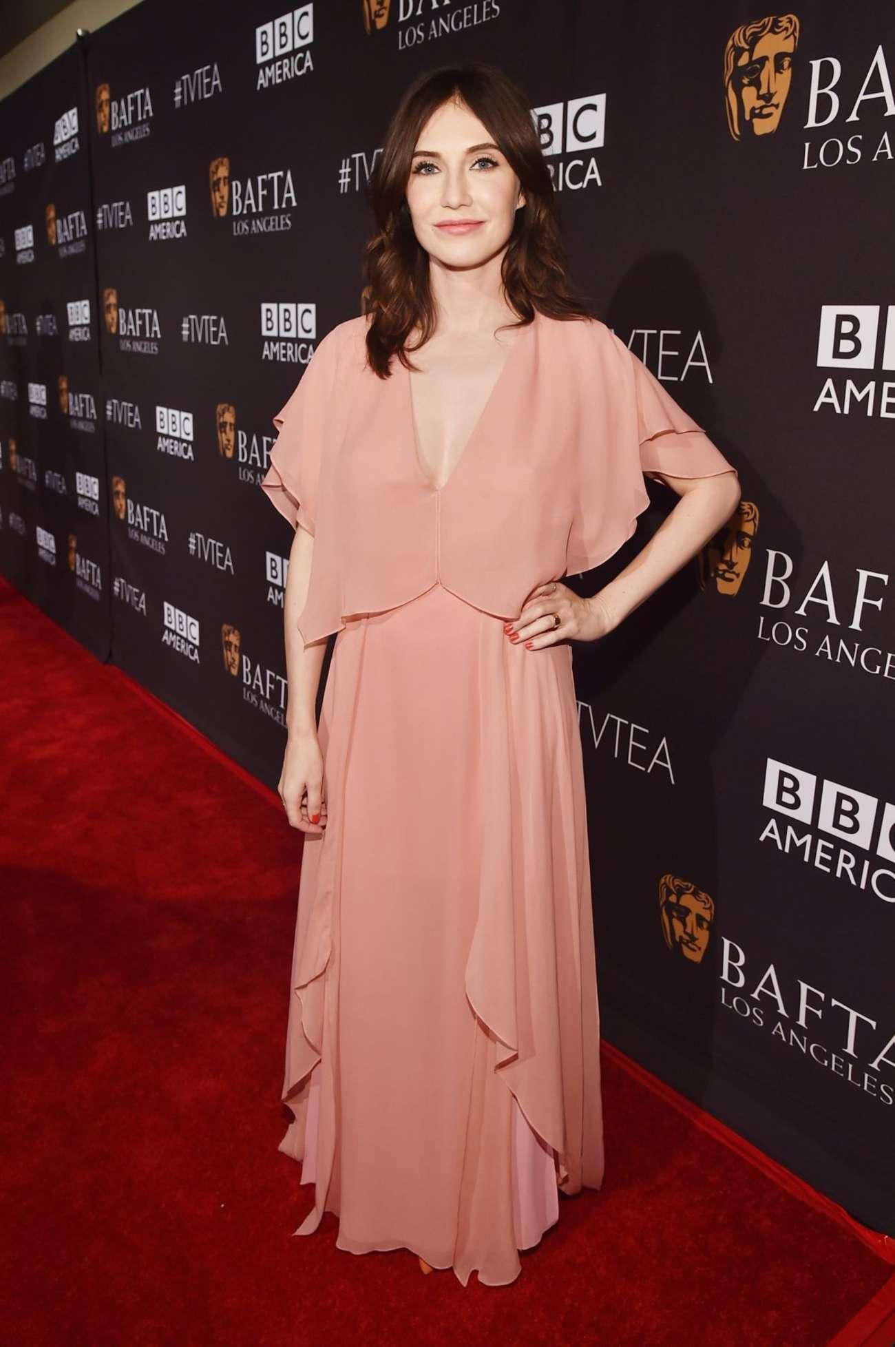 Carice Van Houten BAFTA Los Angeles TV Tea in Beverly Hills