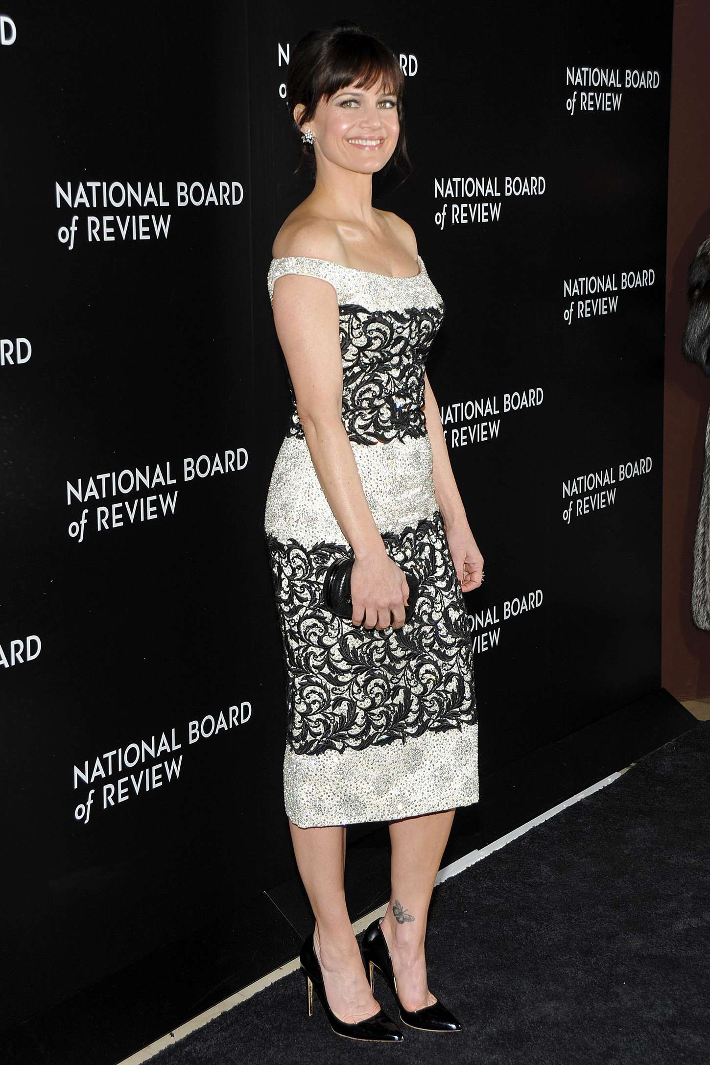 Carla Gugino National Board Of Review Gala in New York