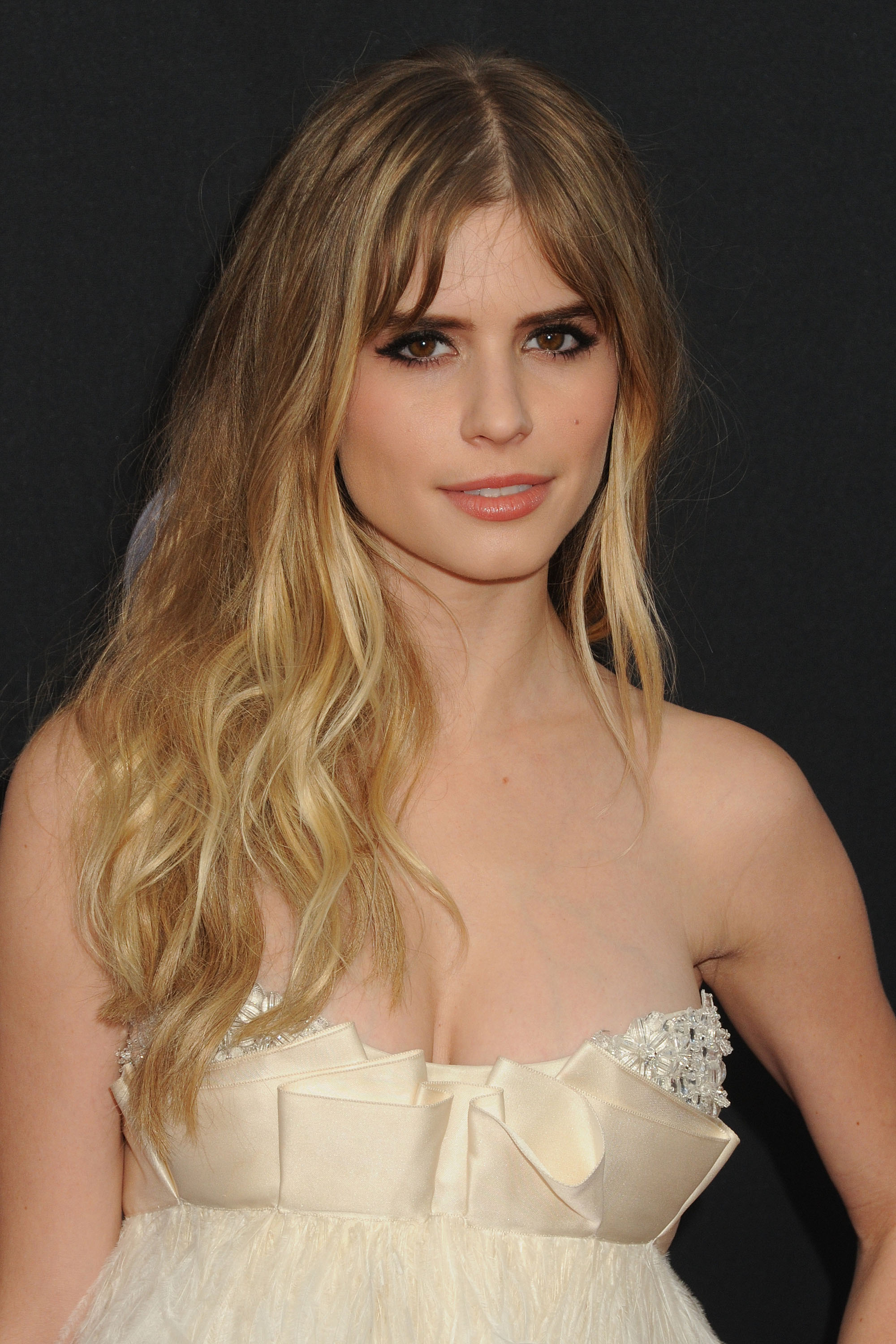 Carlson Young Scream Premiere at Los Angeles Film Festival
