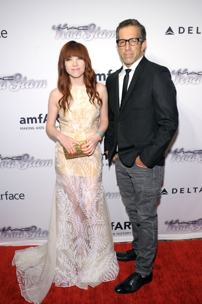 Carly Rae Jepsen amfAR Inspiration Gala in New York
