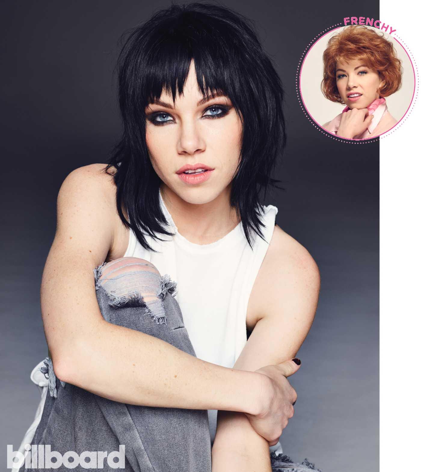 Carly Rae Jepsen Billboard Magazine