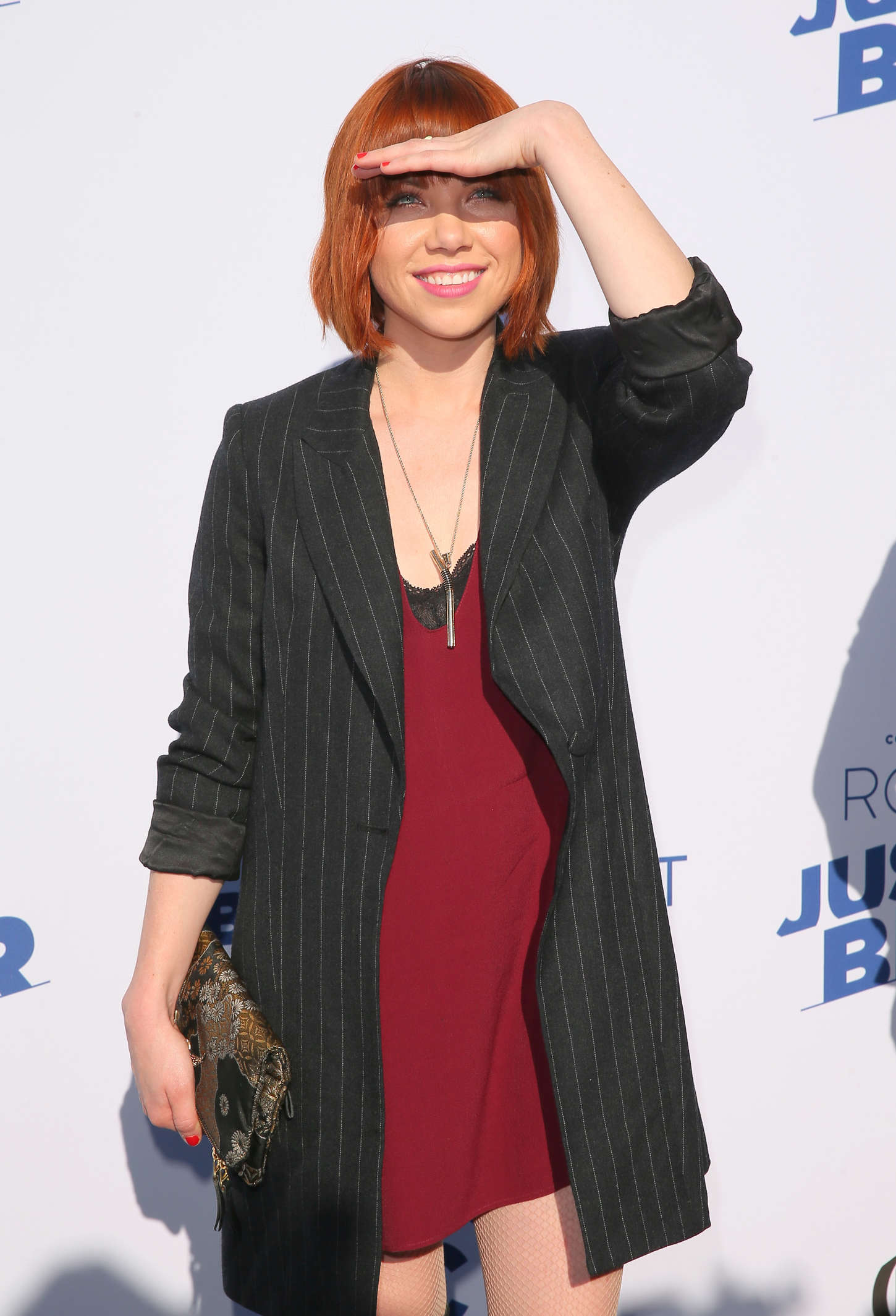 Carly Rae Jepsen The Comedy Central Roast Of Justin Bieber in Los Angeles