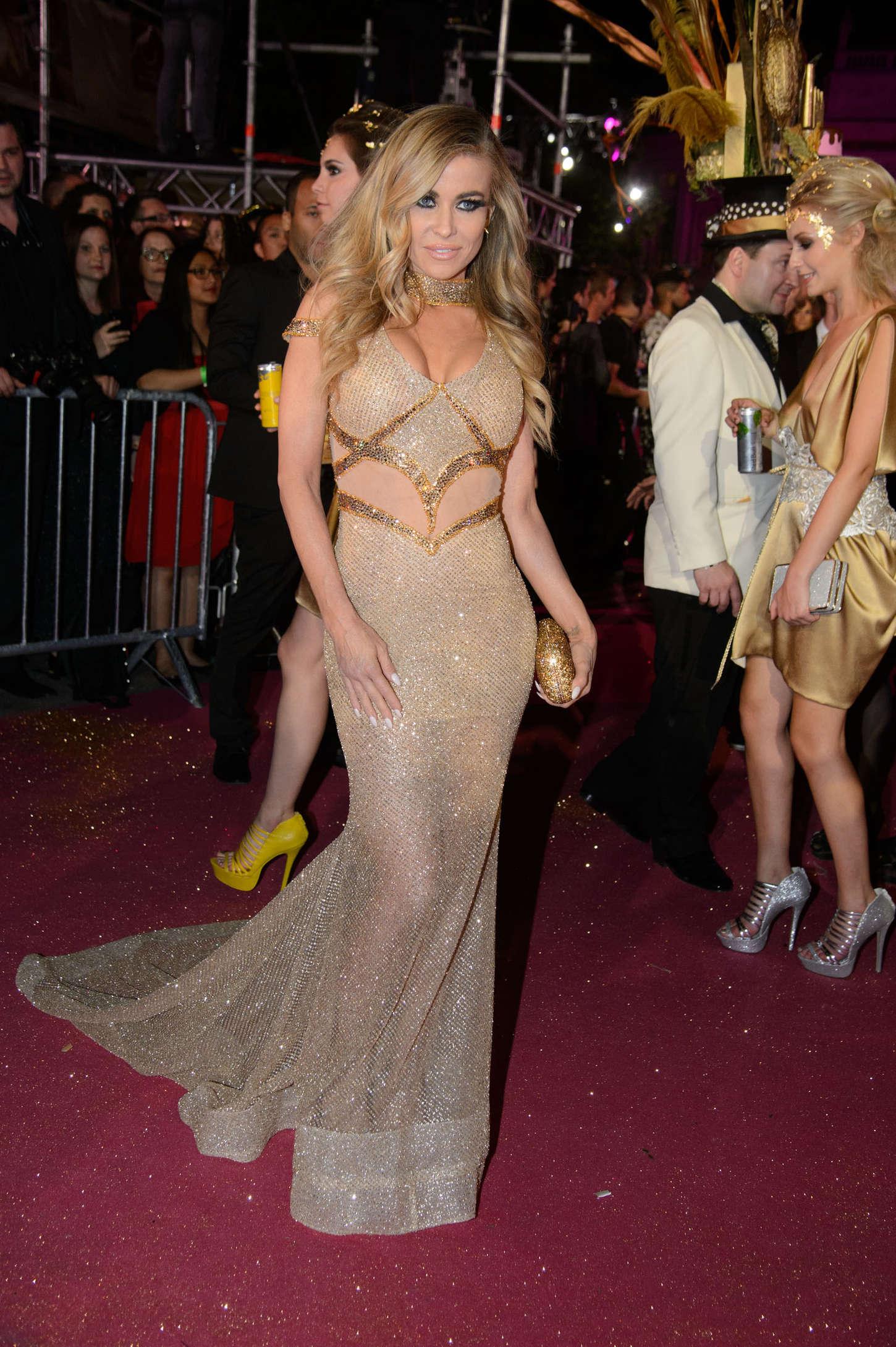 Carmen Electra Life Ball in Vienna