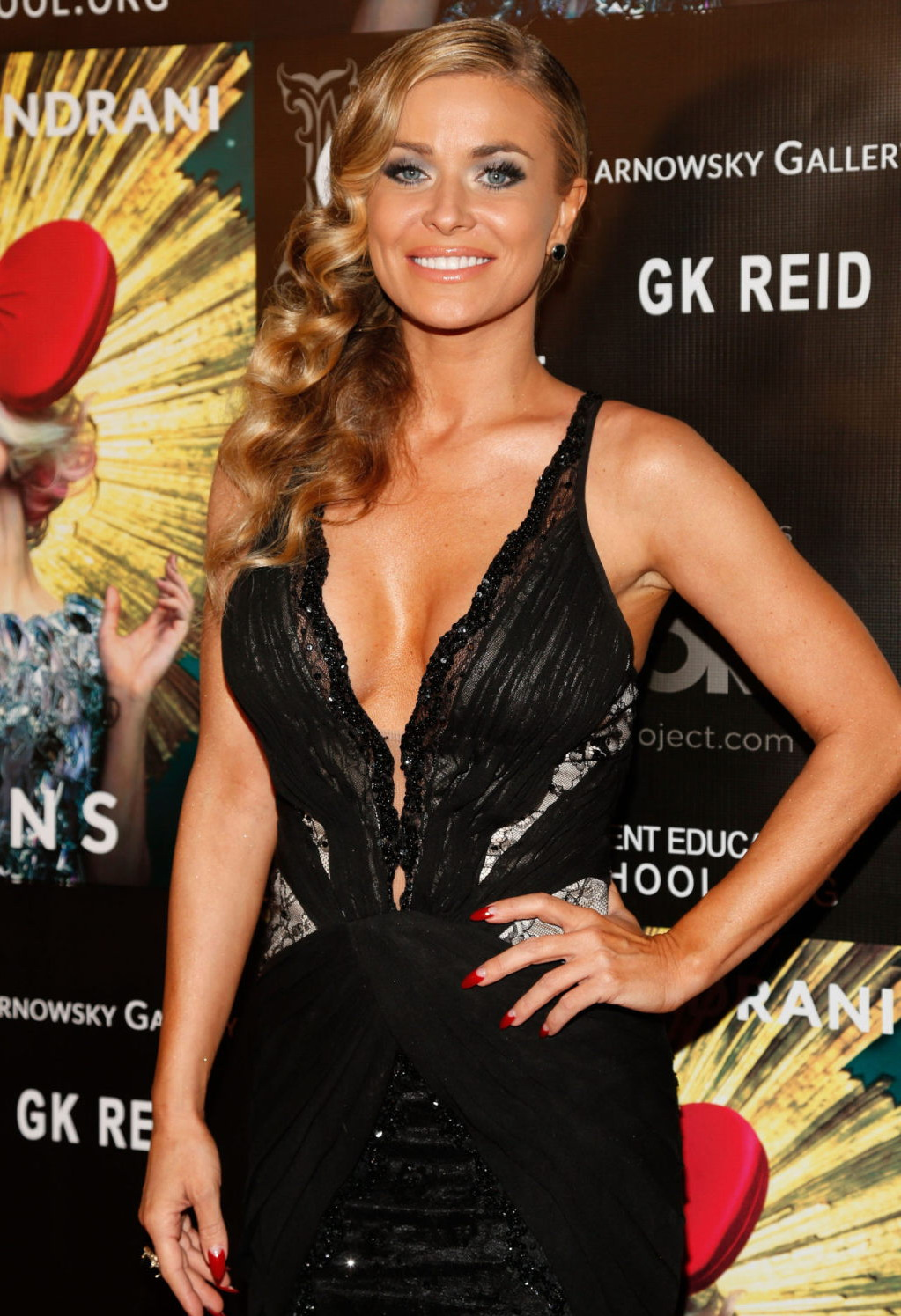 Carmen Electra Markus Indrani Icon Book Launch in Los Angeles