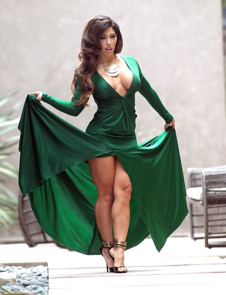 Carmen Ortega Photoshoot in Hollywood