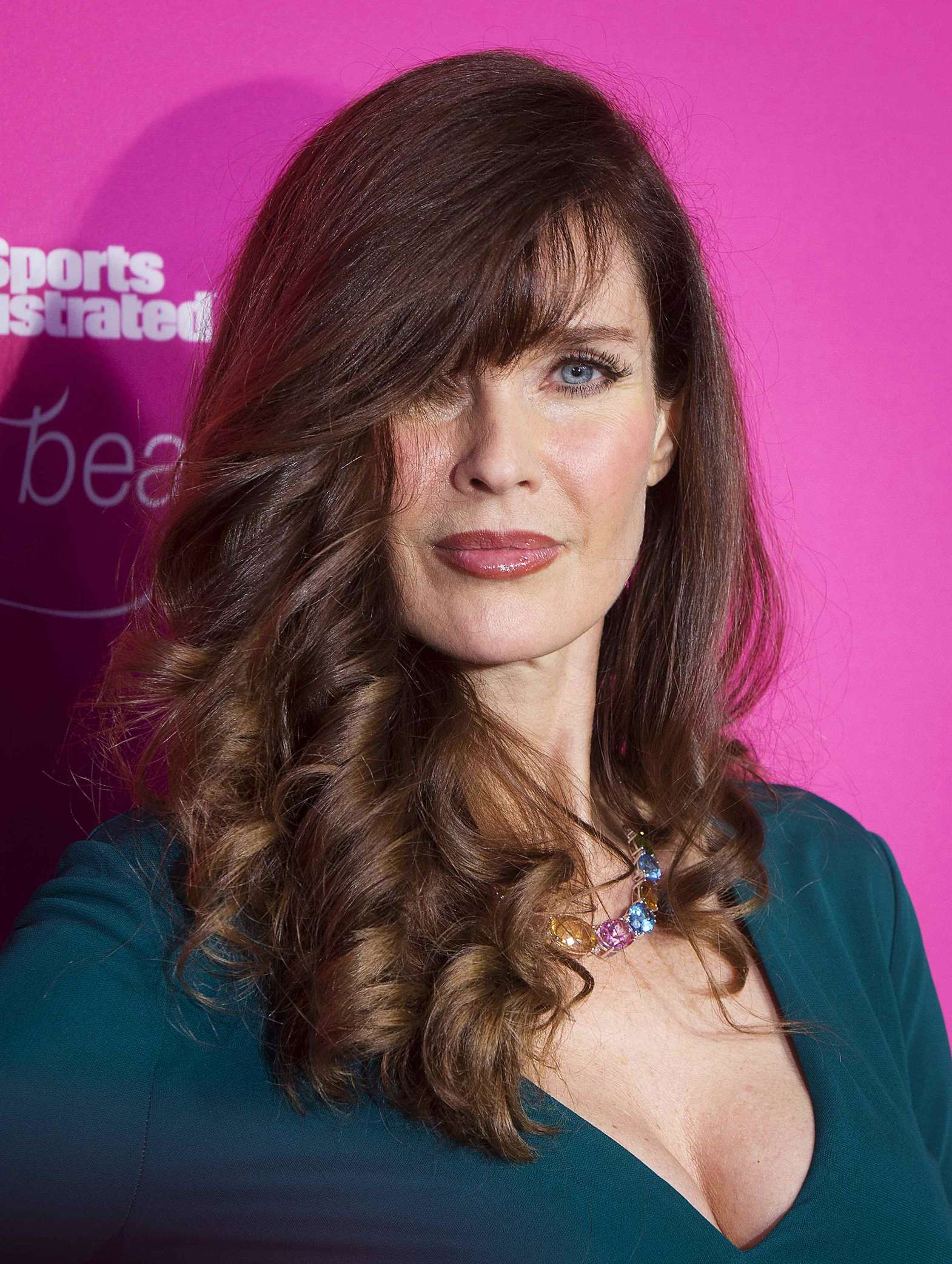 Carol Alt Sports Illustrated Swimsuit Anniversary Party