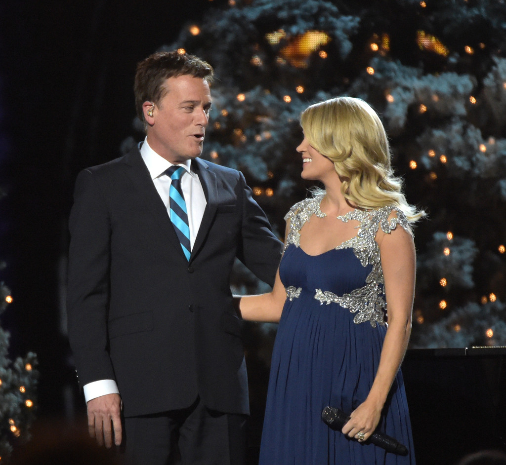 Carrie Underwood CMA Country Christmas in Nashville