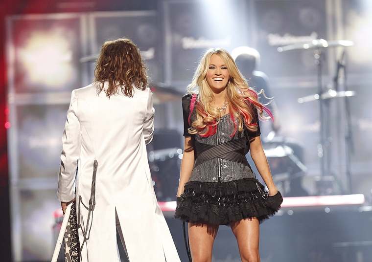 Carrie Underwood Performance at Academy of Country Music Awards