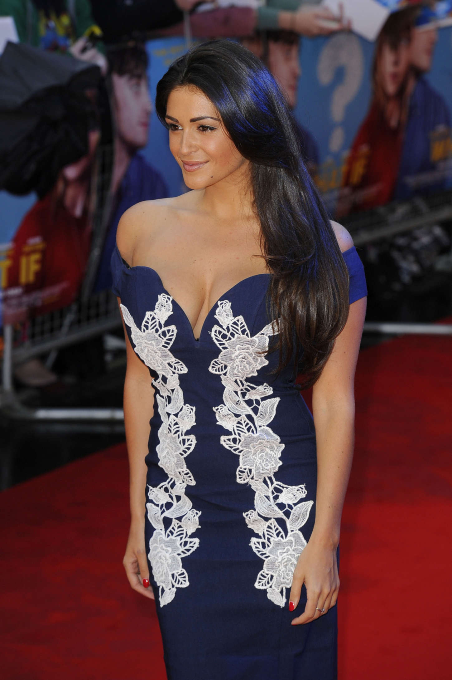 Casey Batchelor What If Premiere in London-1