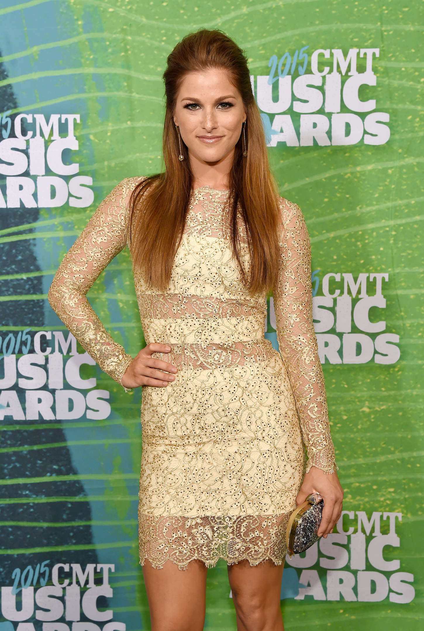 Cassadee Pope CMT Music Awards in Nashville