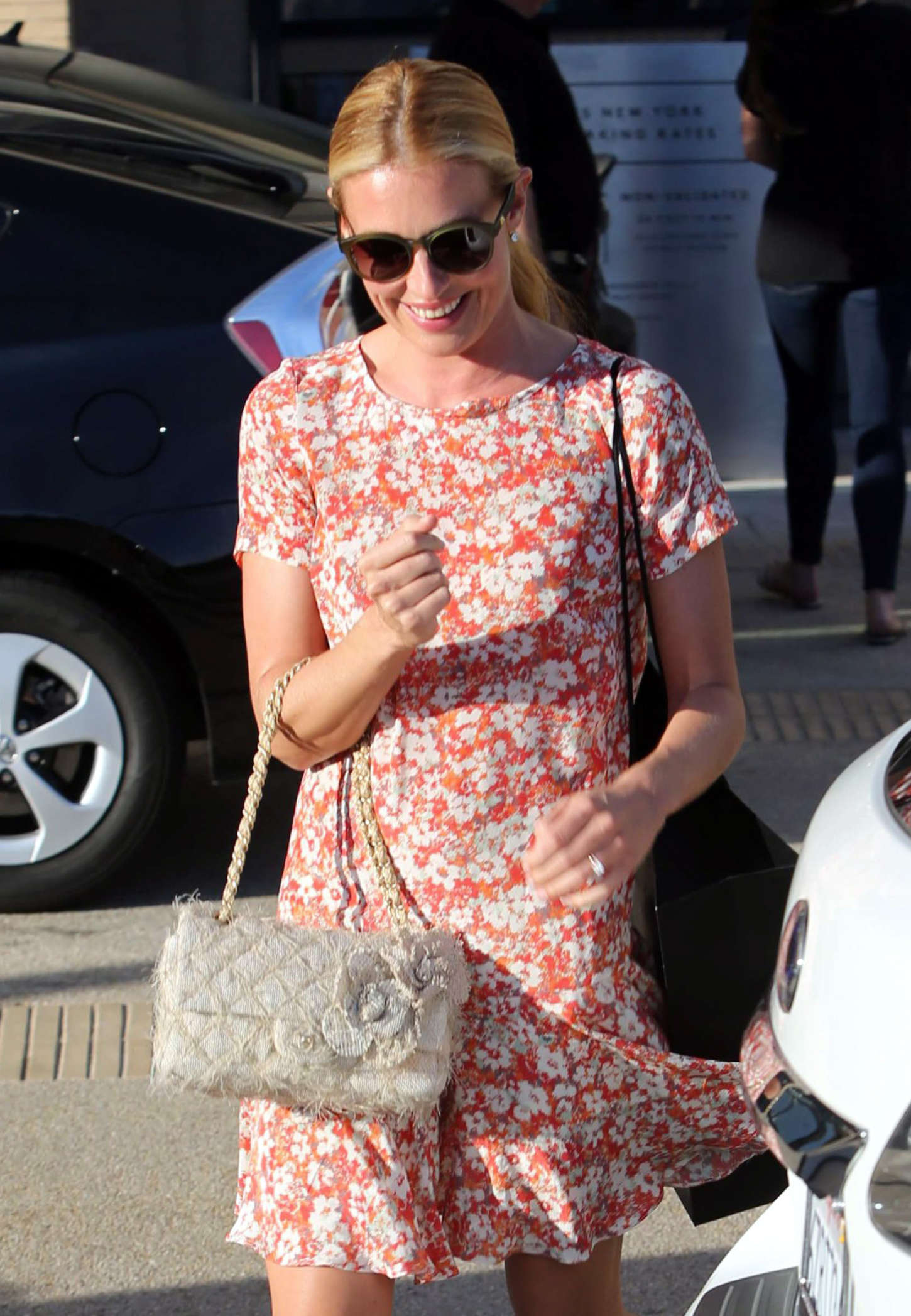 Cat Deeley out in Beverly Hills