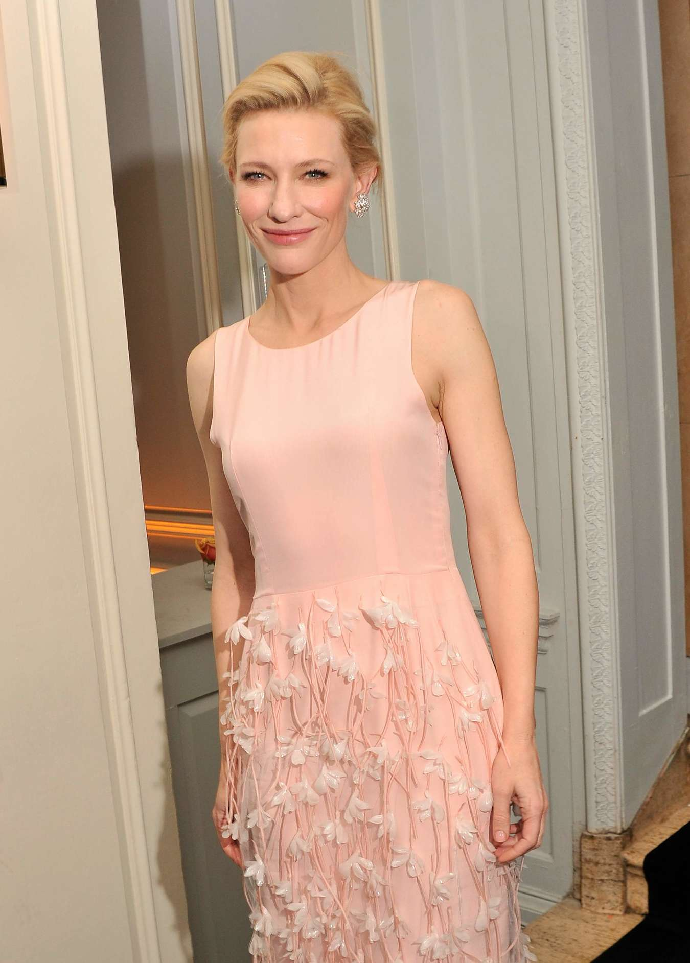 Cate Blanchett attends the Blue Jasmine Premiere