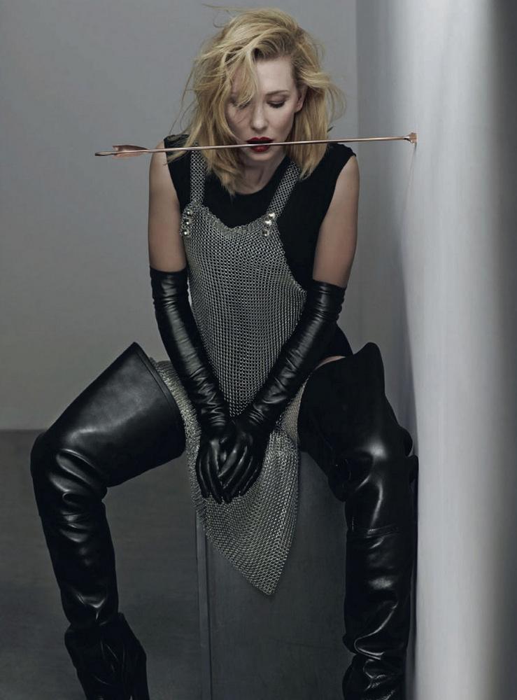 Cate Blanchett Magazine
