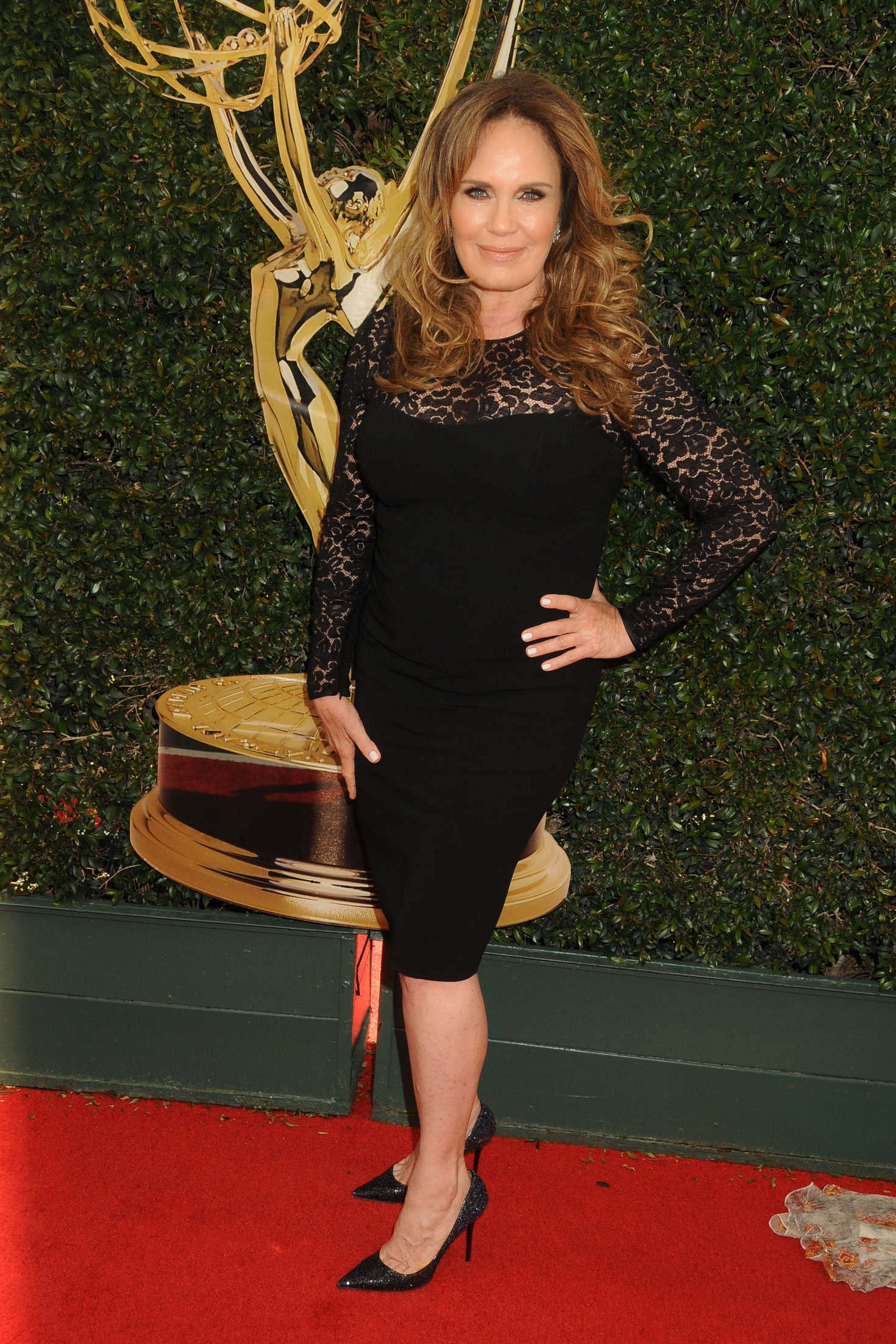 Catherine Bach Daytime Emmy Awards in Los Angeles