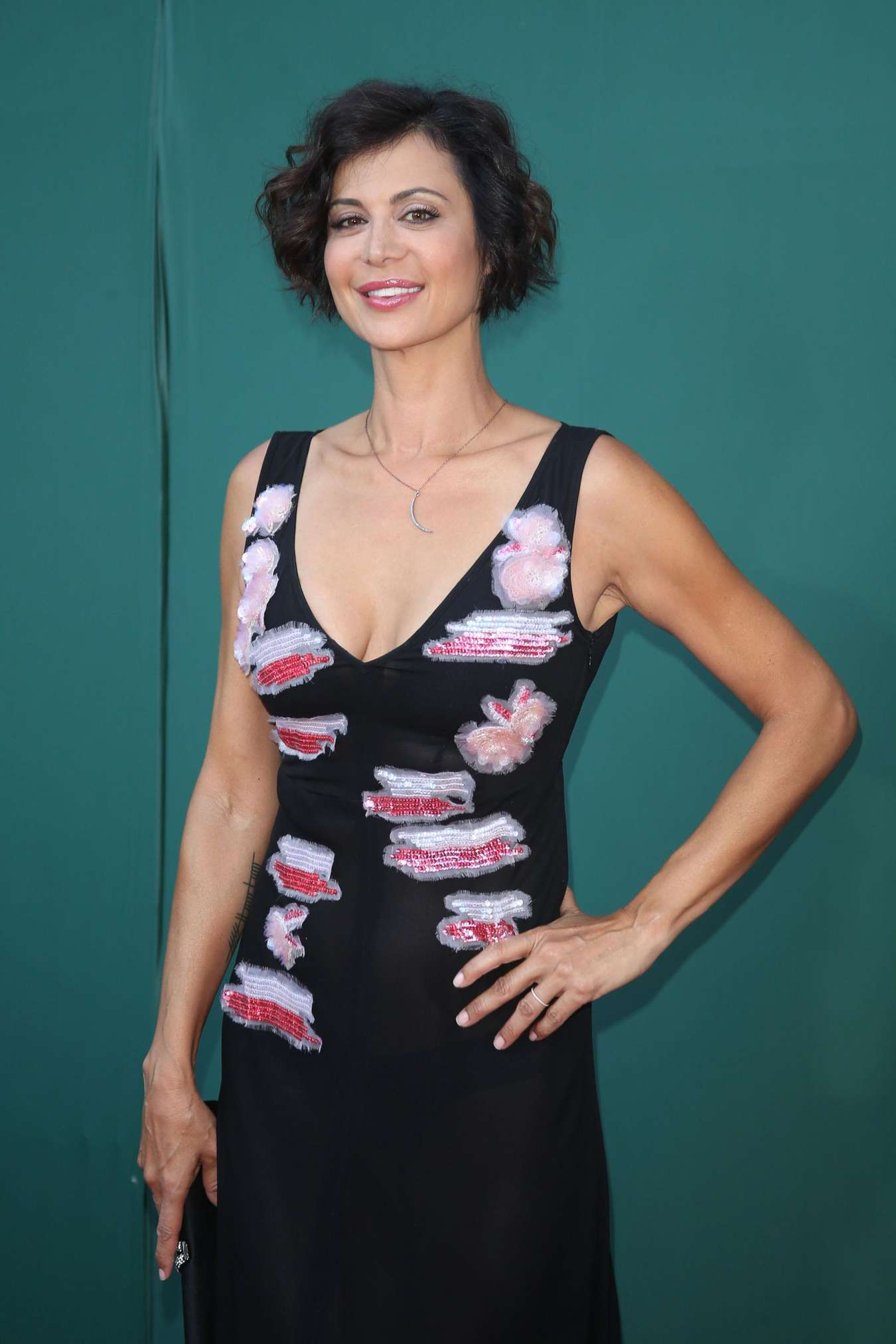 Catherine Bell Hallmark Channels Summer TCA Party in Beverly Hills