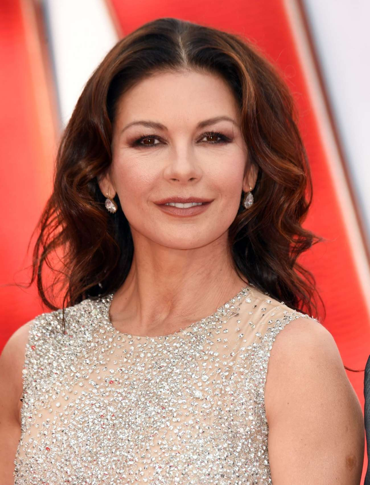 Catherine Zeta Jones Ant-Man Premiere in London
