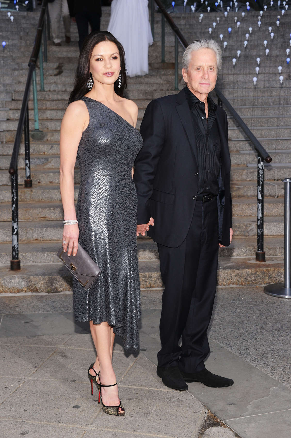 Catherine Zeta Jones at Tribeca Film Fest Vanity Fair Party