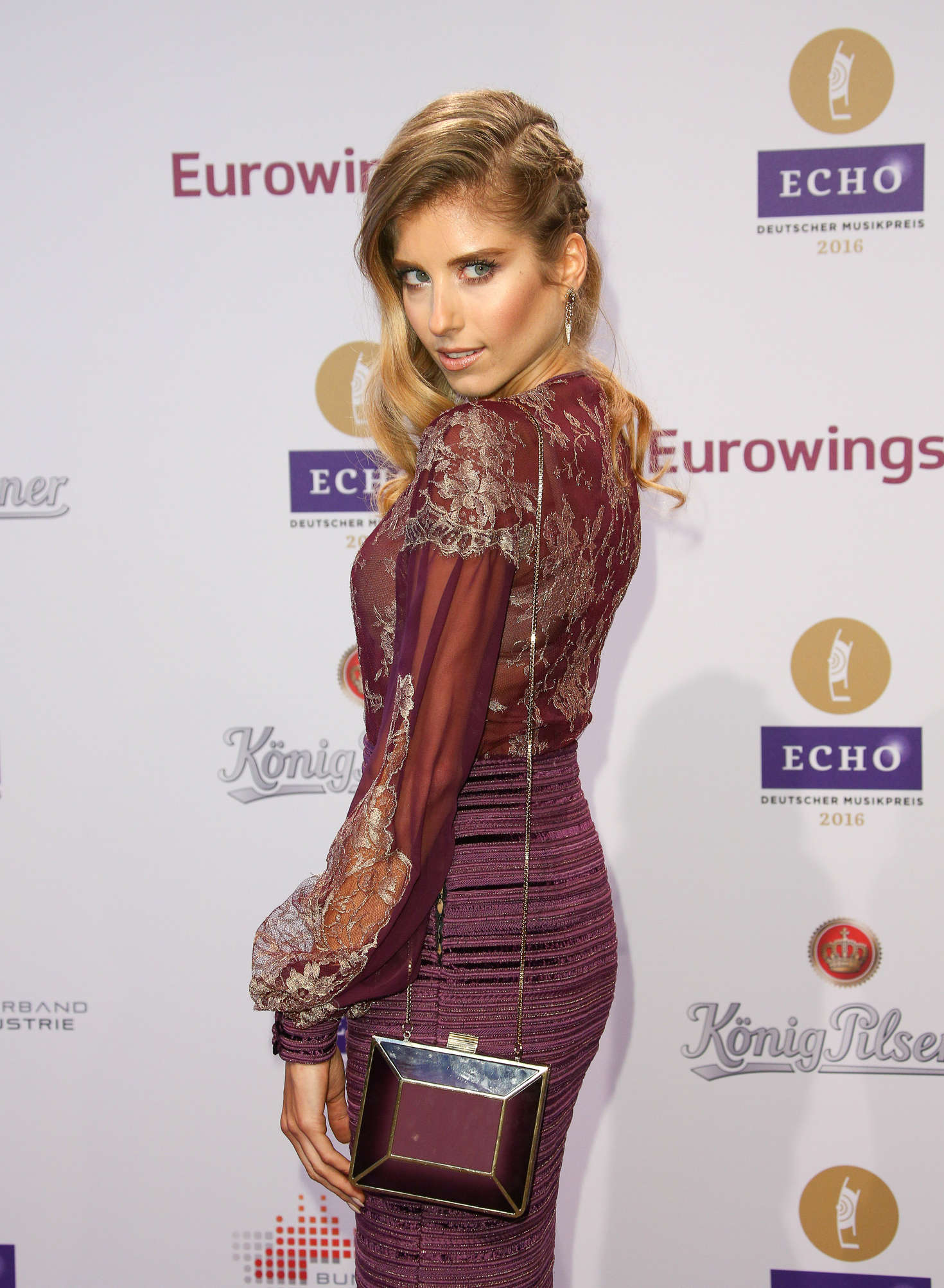 Cathy Hummels ECHO Music Awards in Berlin