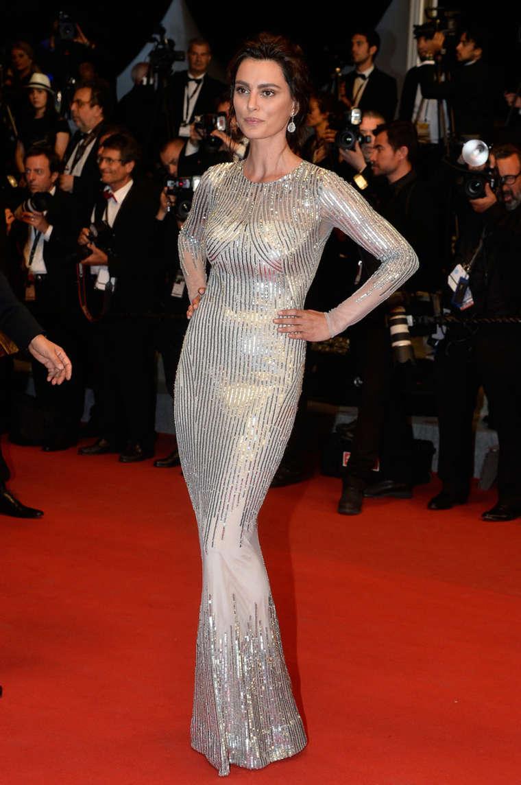 Catrinel Menghia Il Racconto Dei Racconti Premiere at Cannes Film Festival