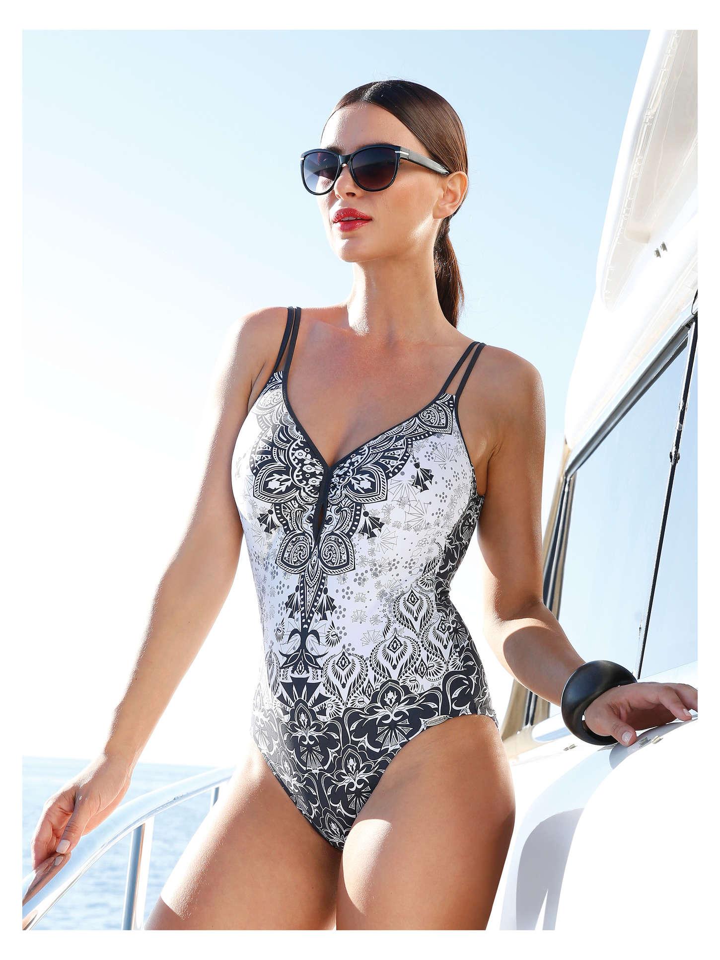 Catrinel Menghia Sunflair Swimwear