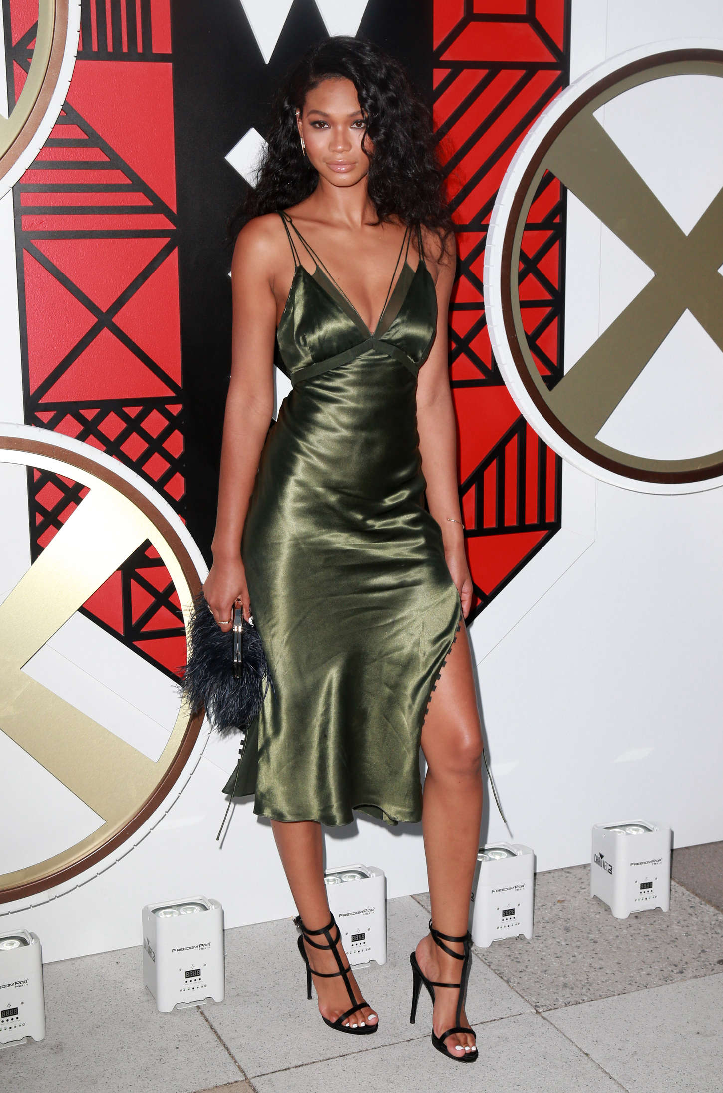 Chanel Iman All Aboard! W Hotels Toasts The Upcoming Opening Of W Amsterdam in New York