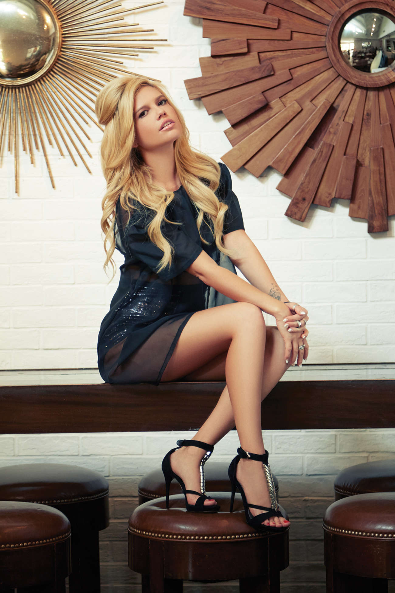 Chanel West Coast Locale Magazine