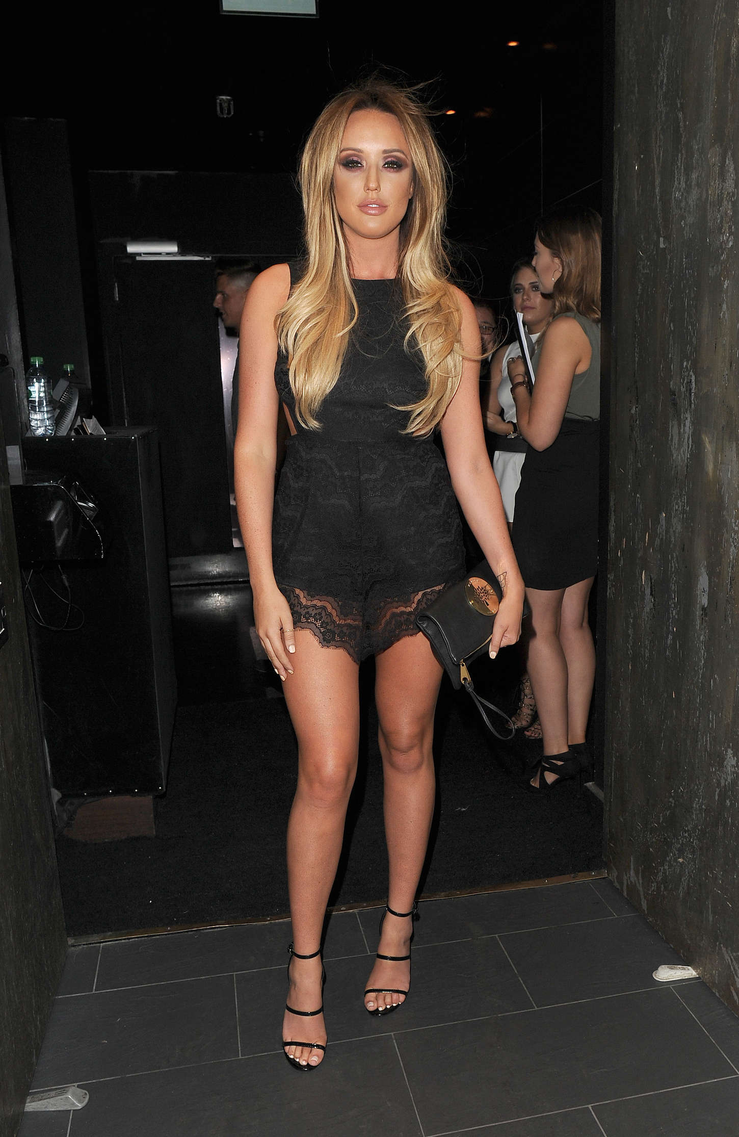 Charlotte Crosby Binky x In The Style Launch Party in London