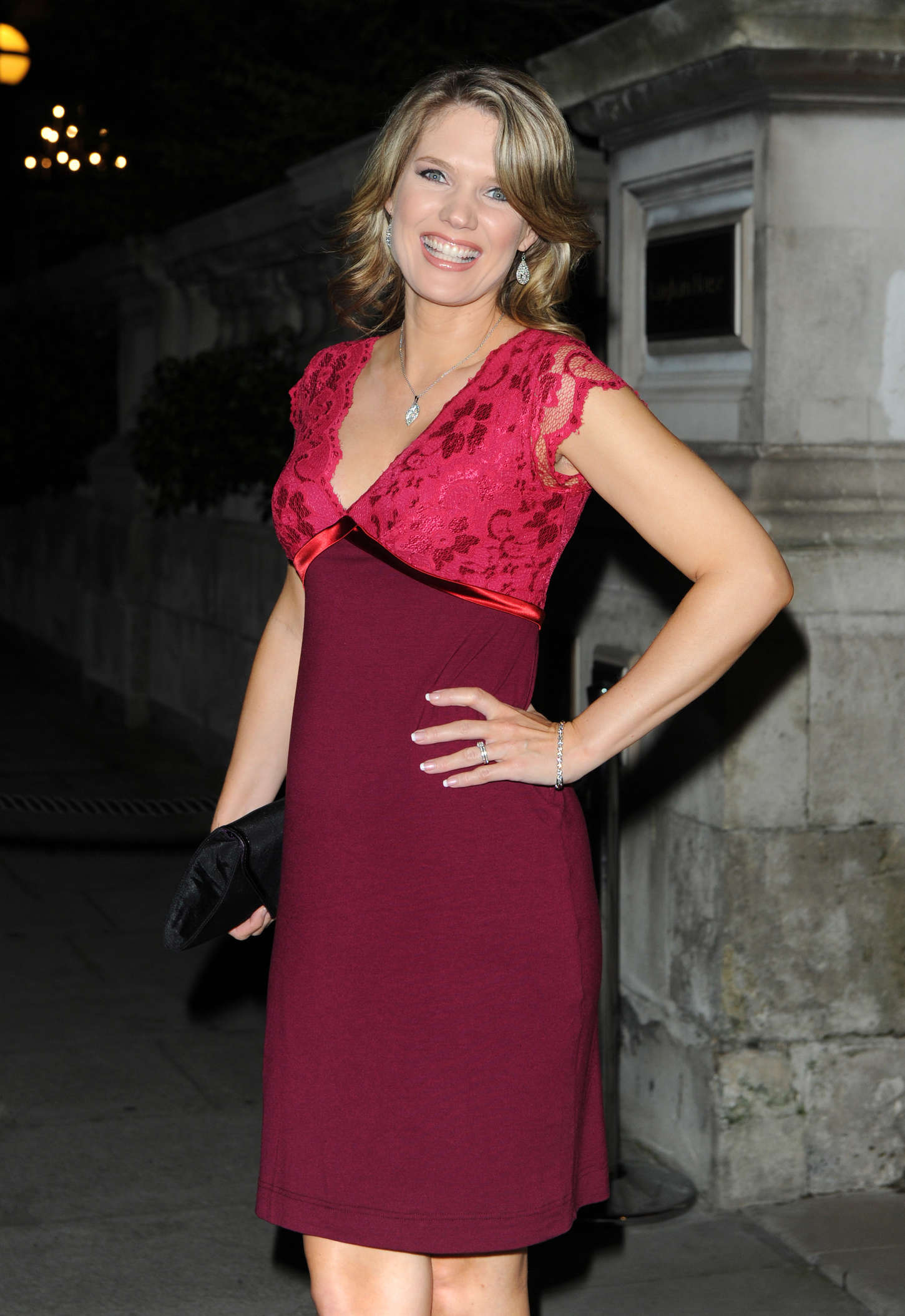 Charlotte Hawkins Lorraine Kelly Celebrates Years in Breakfast TV in London