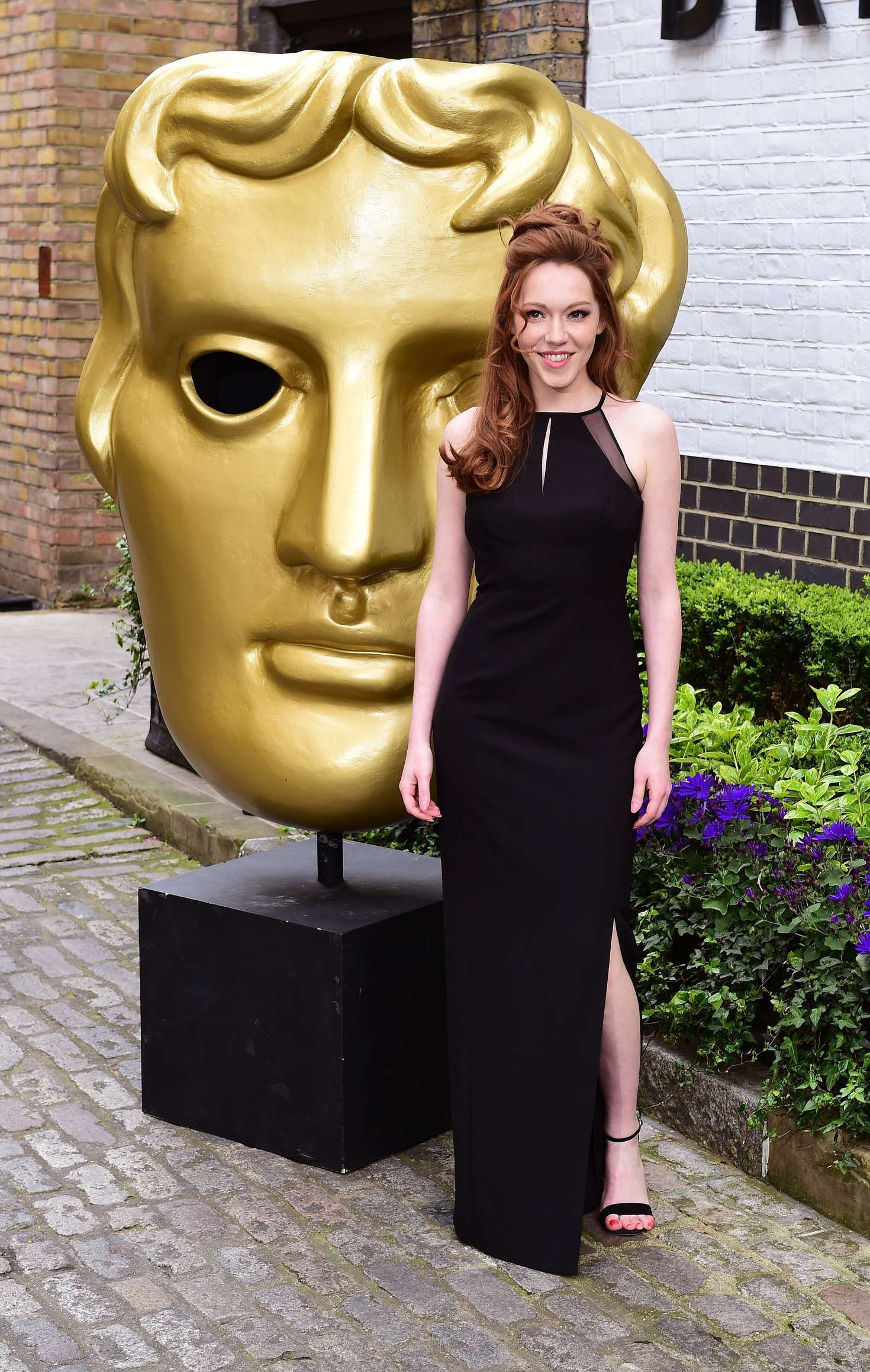 Charlotte Spencer British Academy Television Craft Awards in London