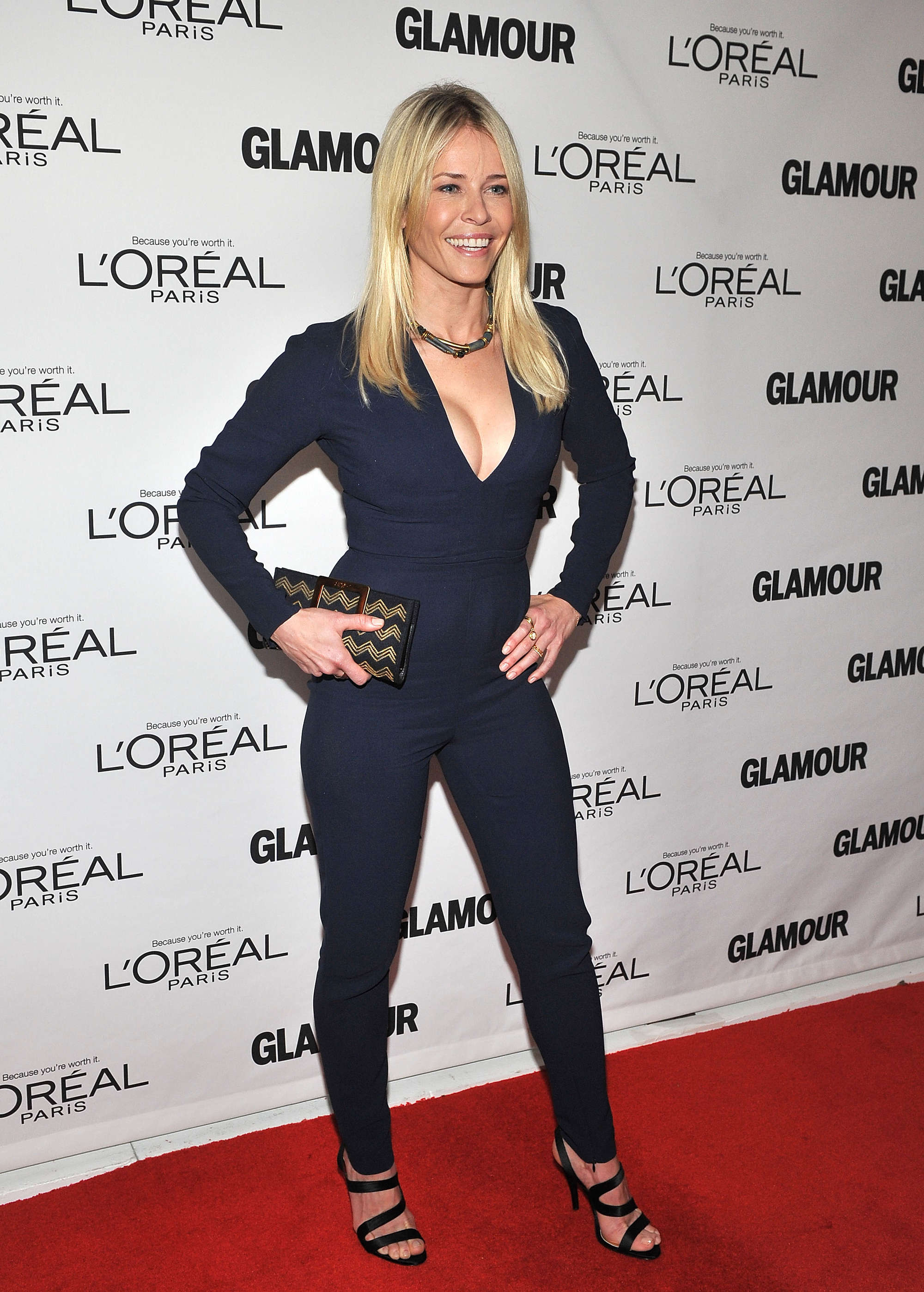 Chelsea Handler Glamour Women of the Year Awards