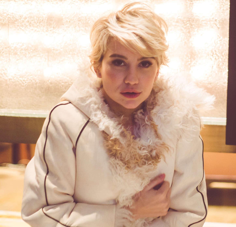 Chelsea Kane NKD Magazine