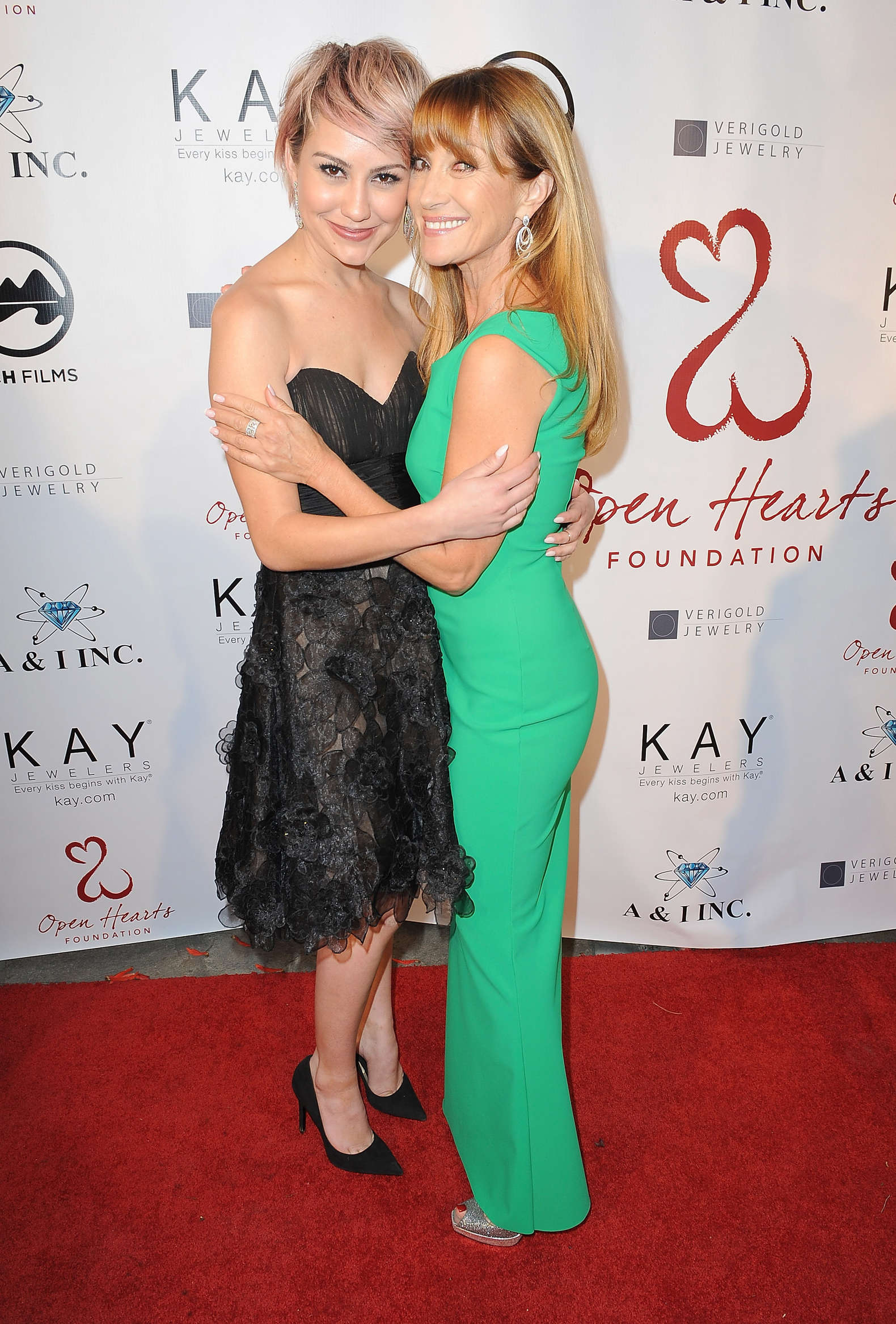 Chelsea Kane Open Hearts Foundation Annual Gala in Malibu