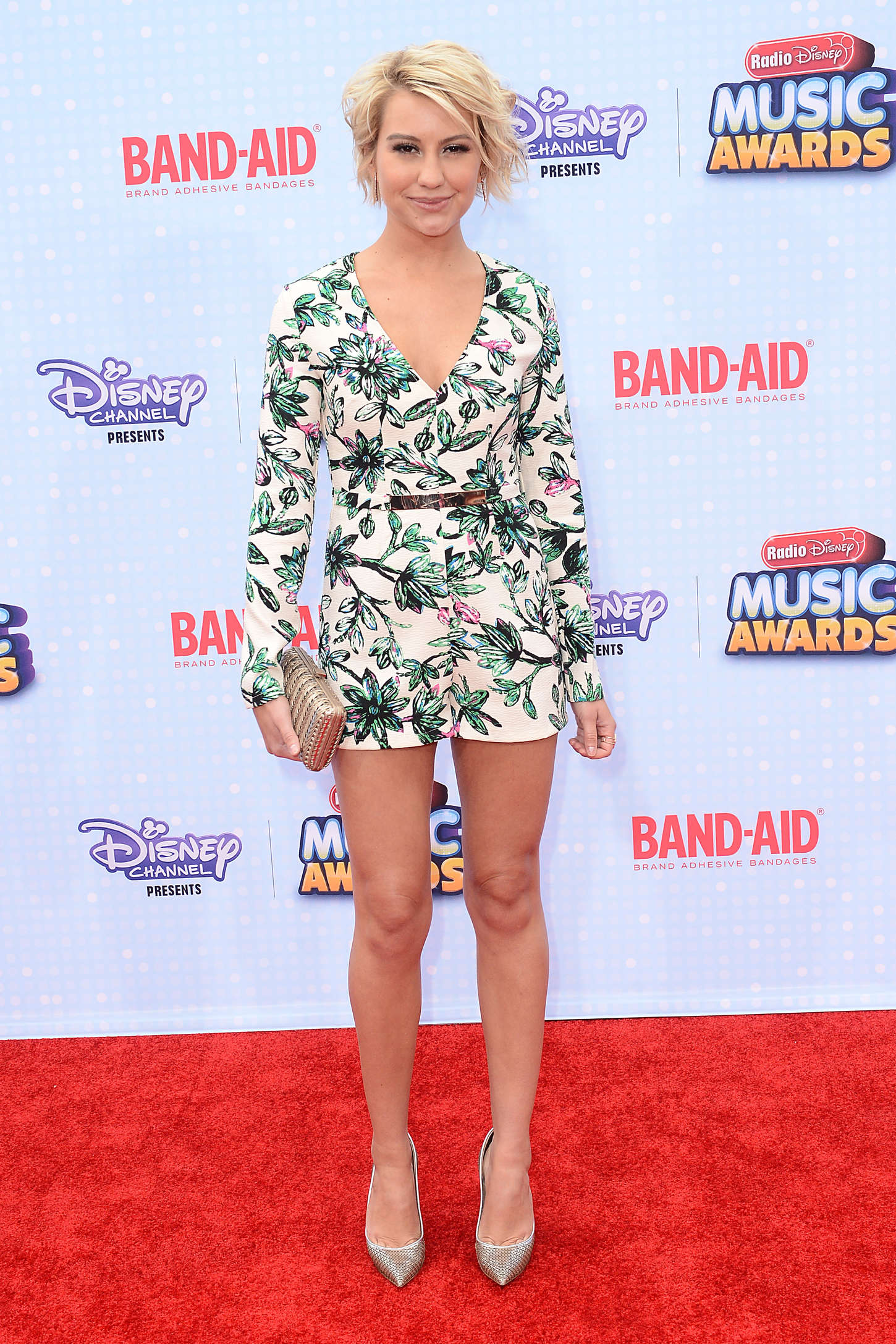Chelsea Kane Radio Disney Music Awards in Los Angeles