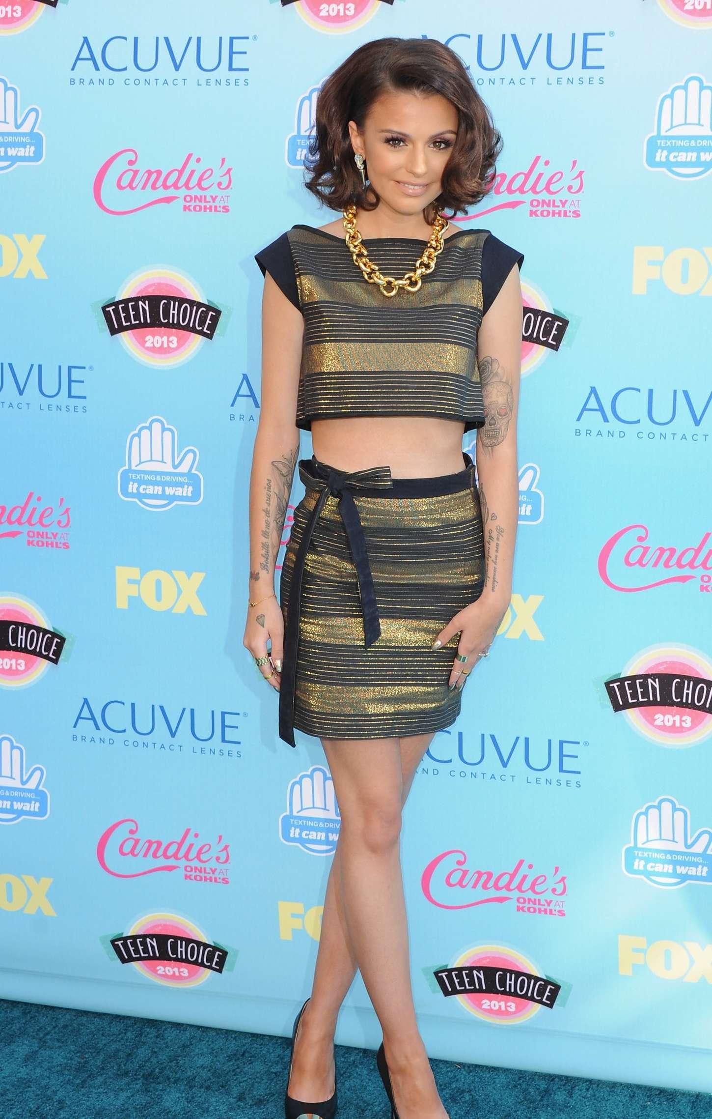 Cher Lloyd Teen Choice Awards