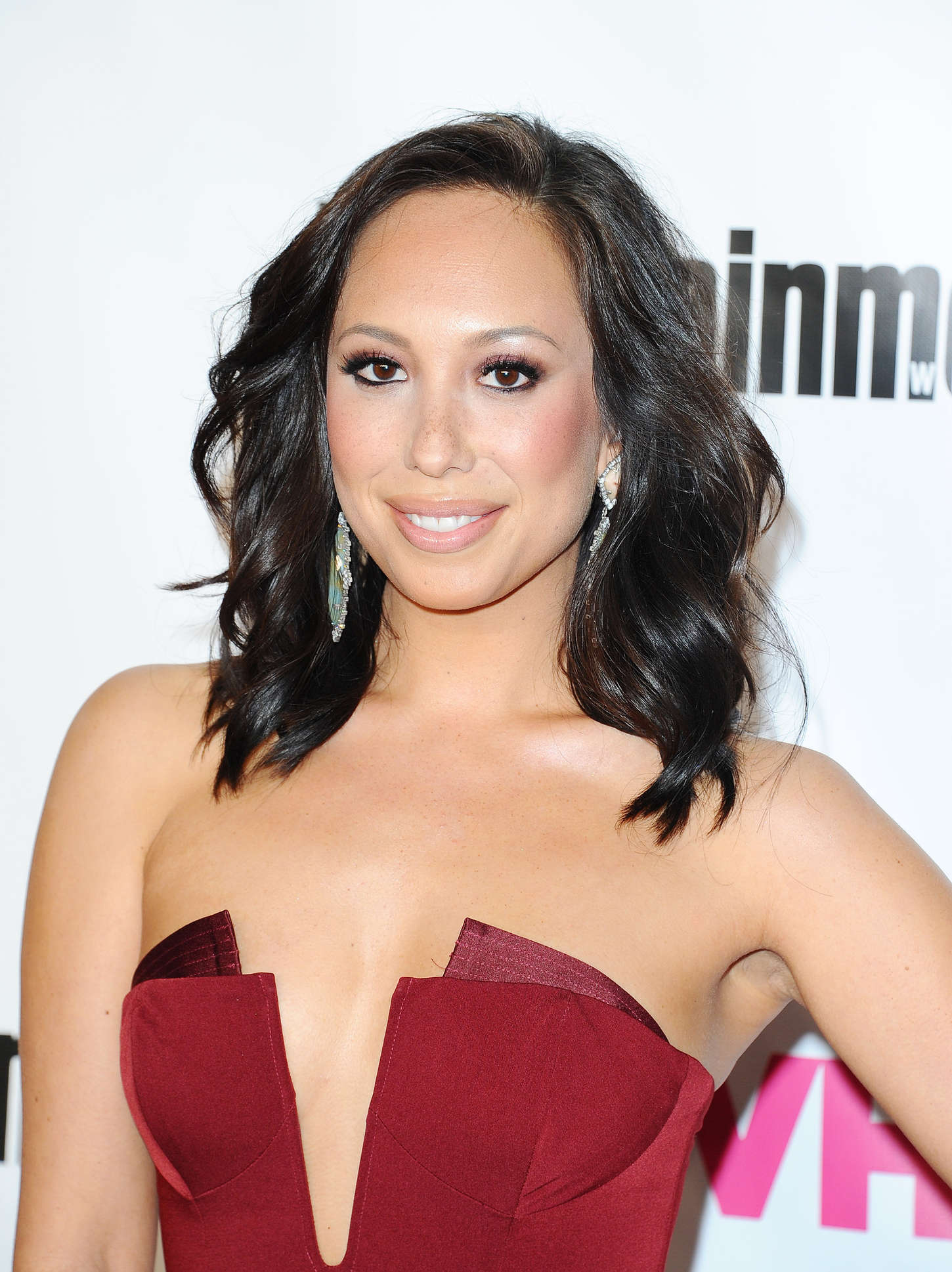 Cheryl Burke VH1 Big in With Entertainment Weekly Awards in Los Angeles