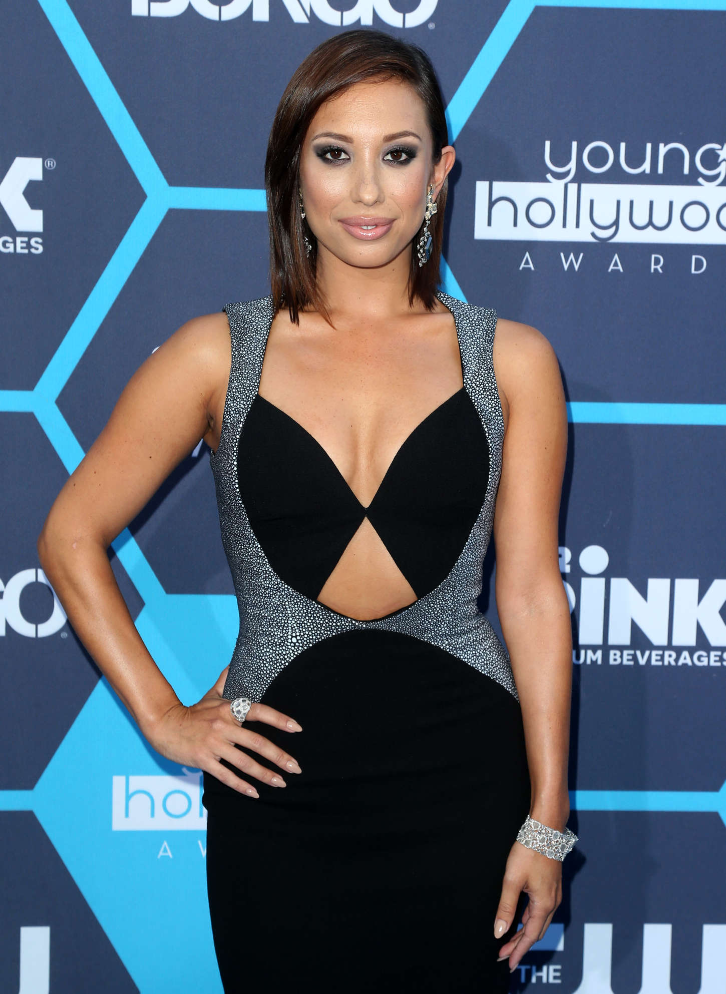 Cheryl Burke Young Hollywood Awards