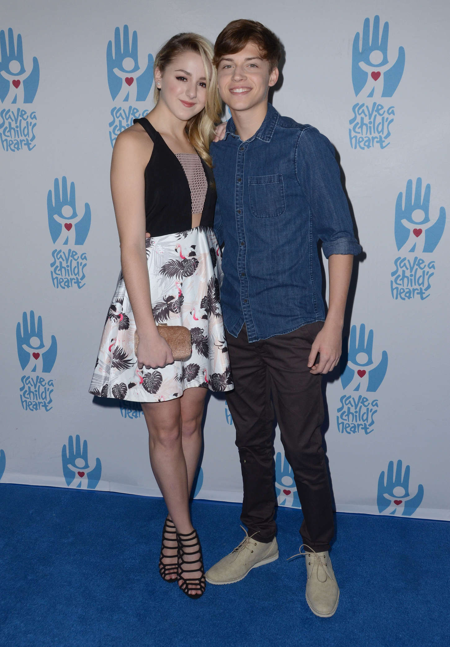 Chloe Lukasiak Annual Save a Childs Heart Gala in Culver City