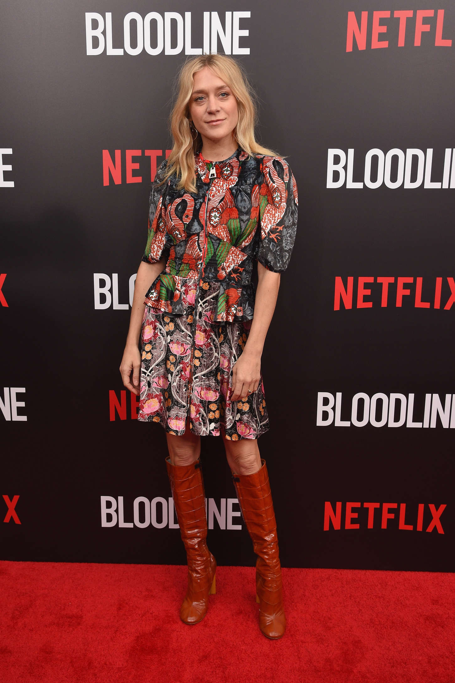 Chloe Sevigny Bloodline Series Premiere in New York-1