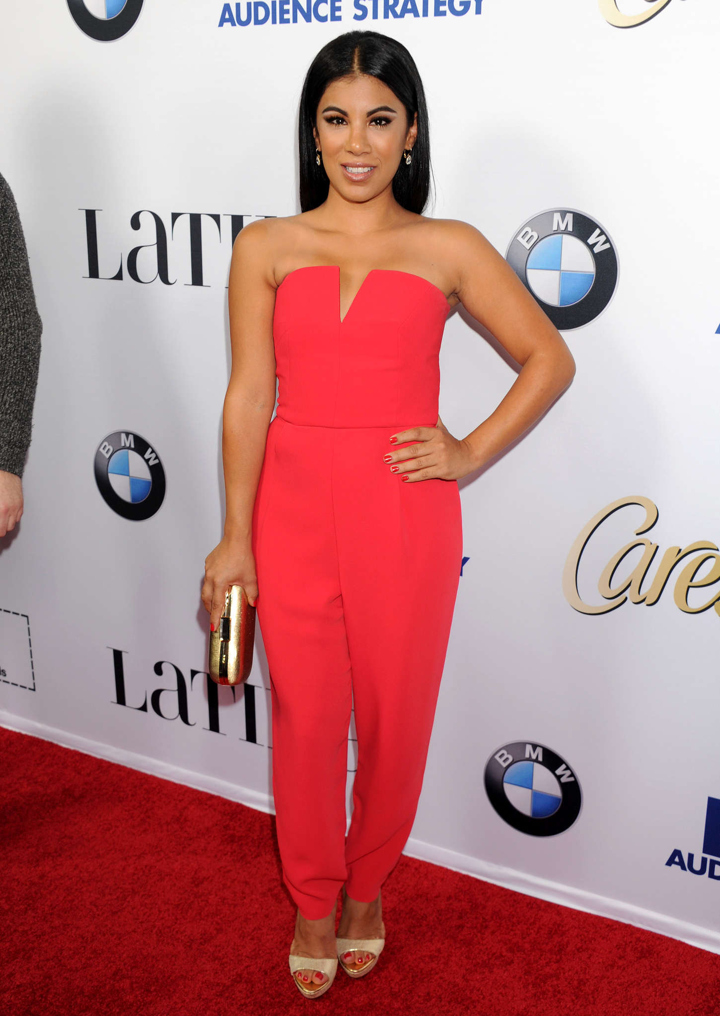 Chrissie Fit Latina Media Ventures Hosts Latina Hot List Party in West Hollywood
