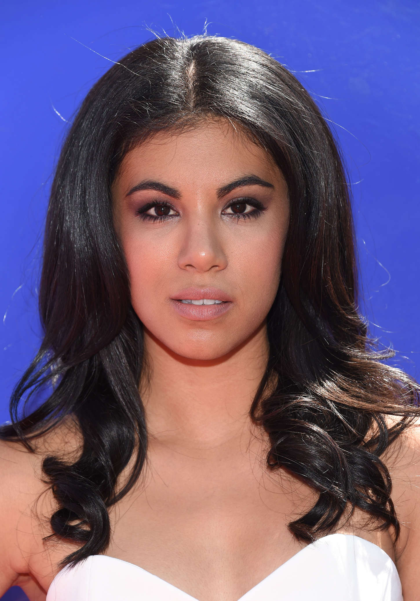 Chrissie Fit Teen Beach Premiere in Burbank